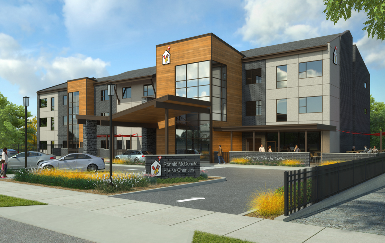 RONALD MCDONALD HOUSE    SPOKANE, Washington   view project