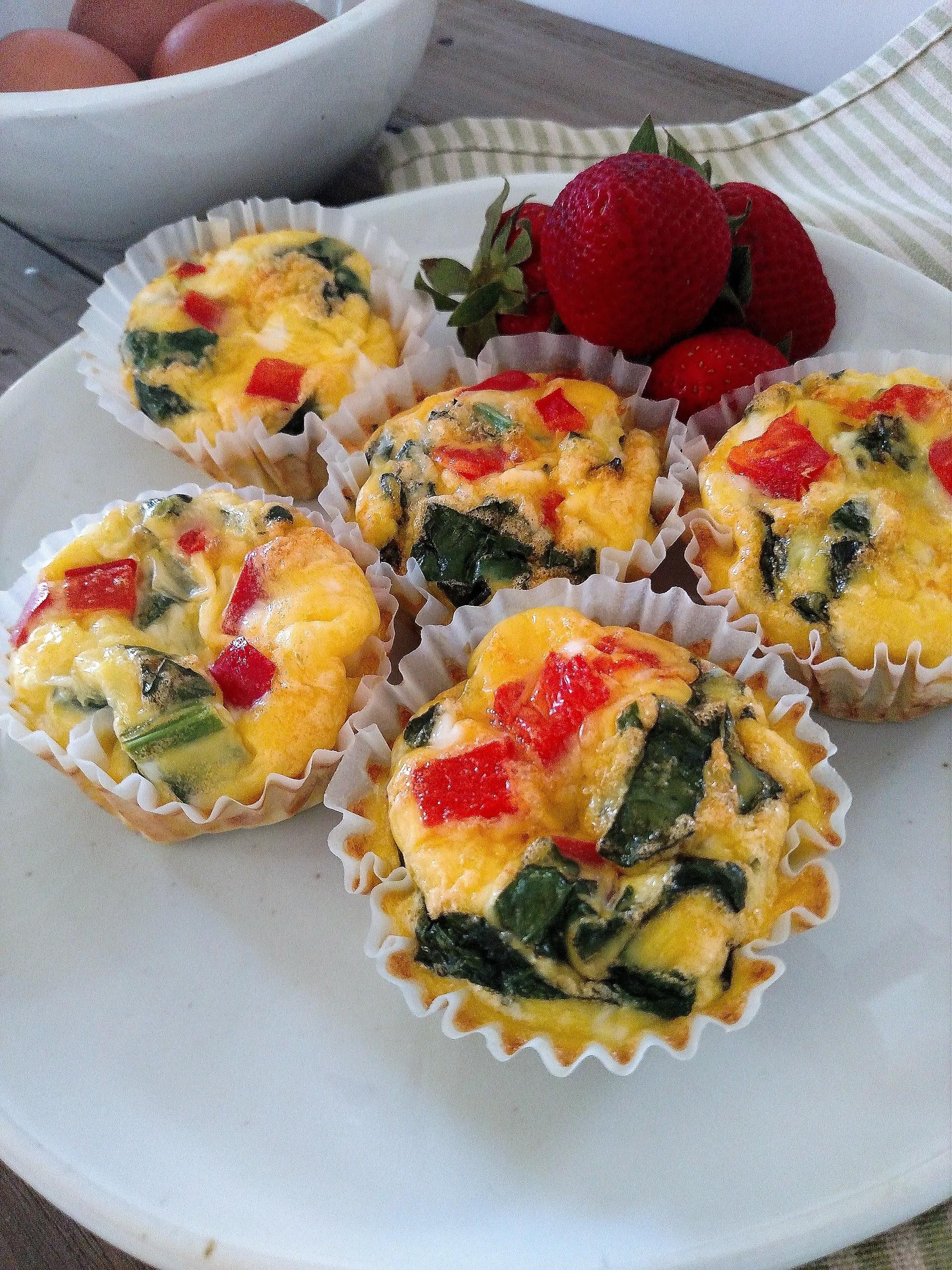 Make-Ahead-Veggie-Egg-Muffins