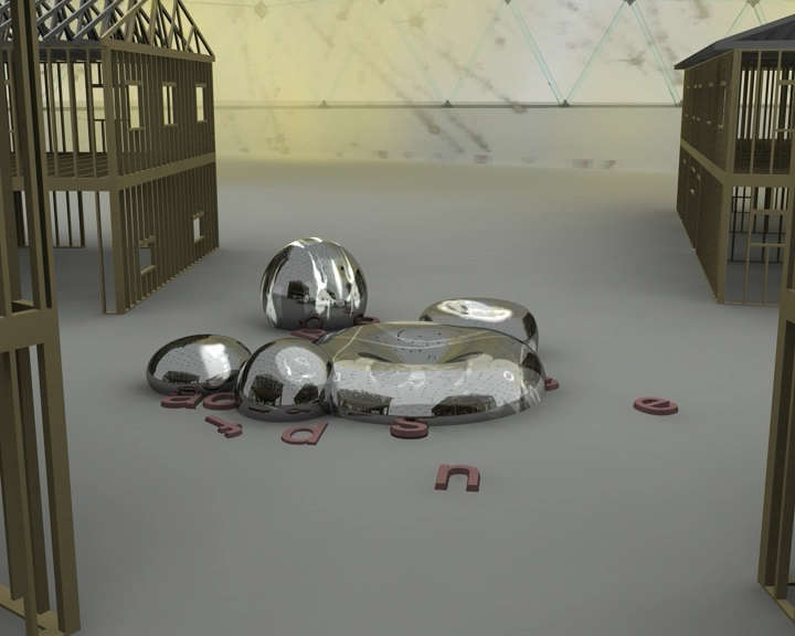 'Relics' 2007 Video Animation