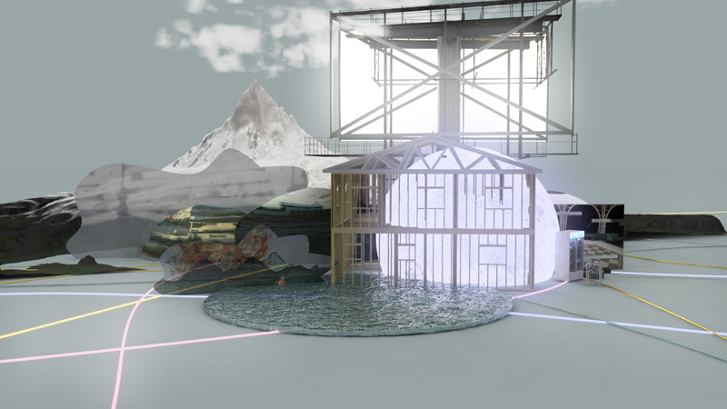 'Everything' 2008 Video Animation
