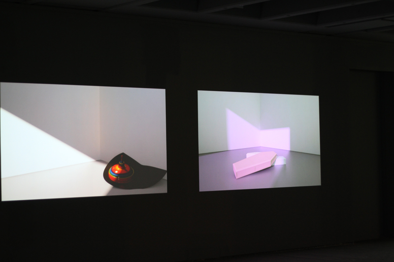 'Future Perfect' 2011 Video Installation