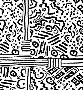 Doodle do etch art