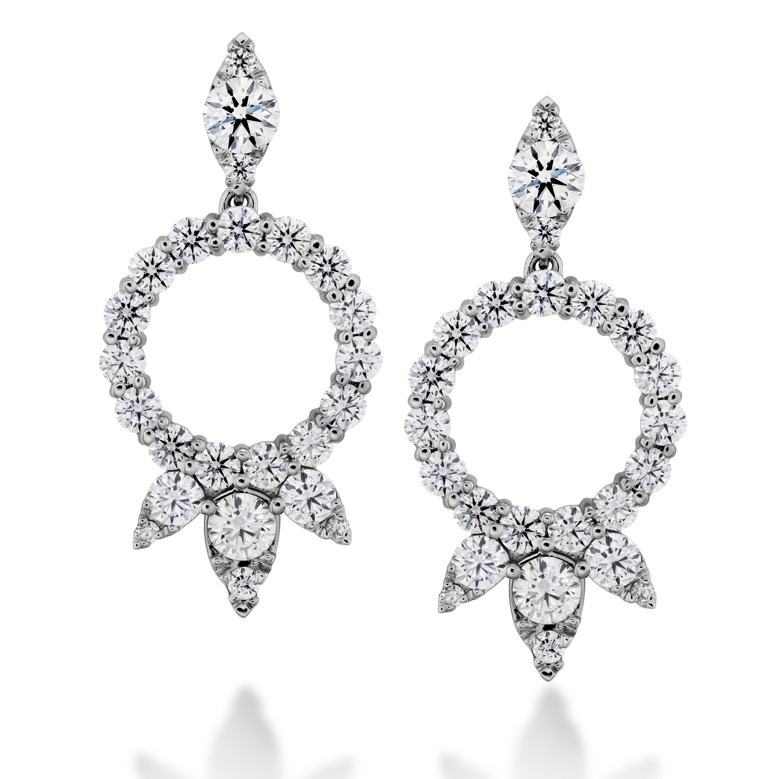 Diamond Earrings   Camarillo CA   Van Gundys