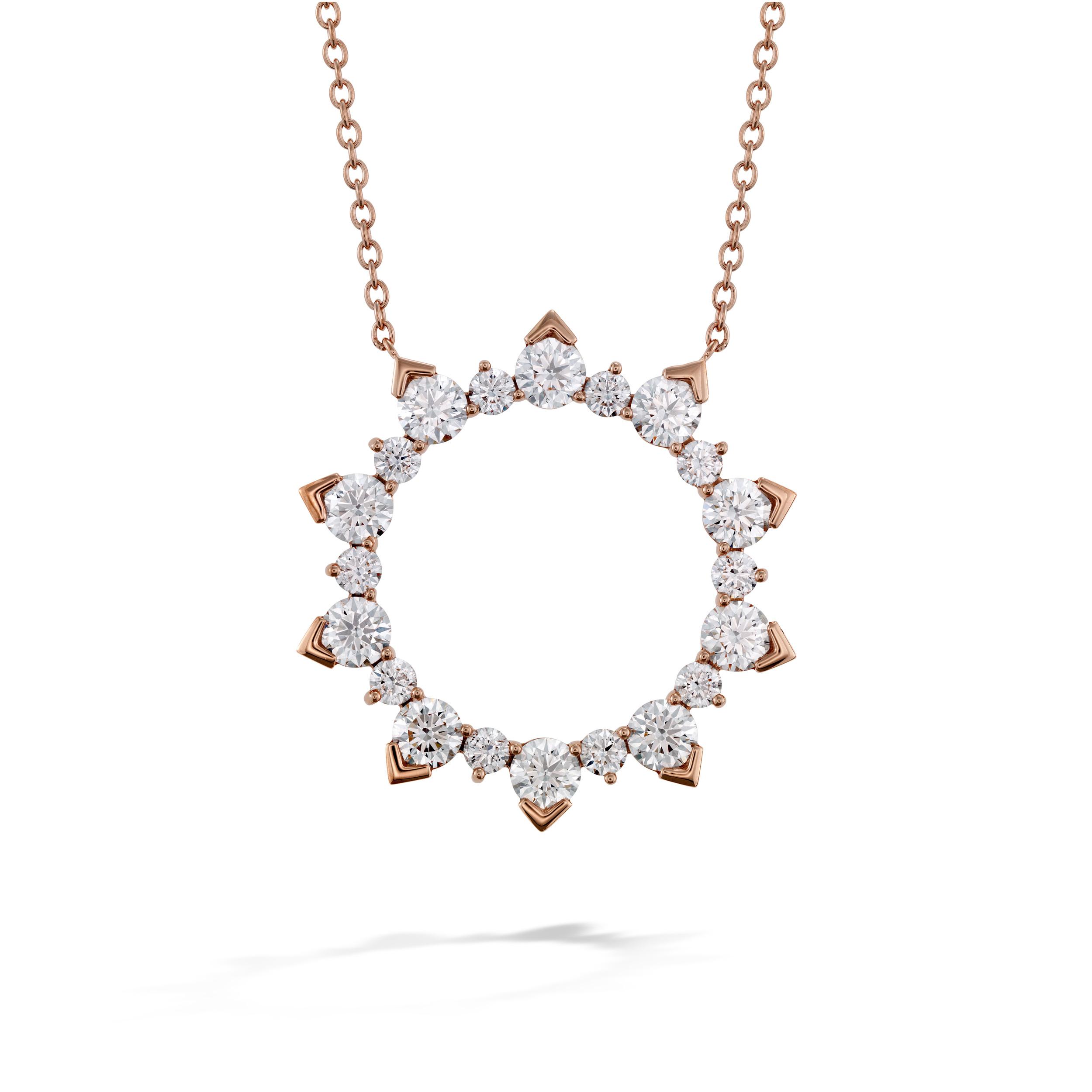 Diamond Necklace   Camarillo CA   Van Gundys