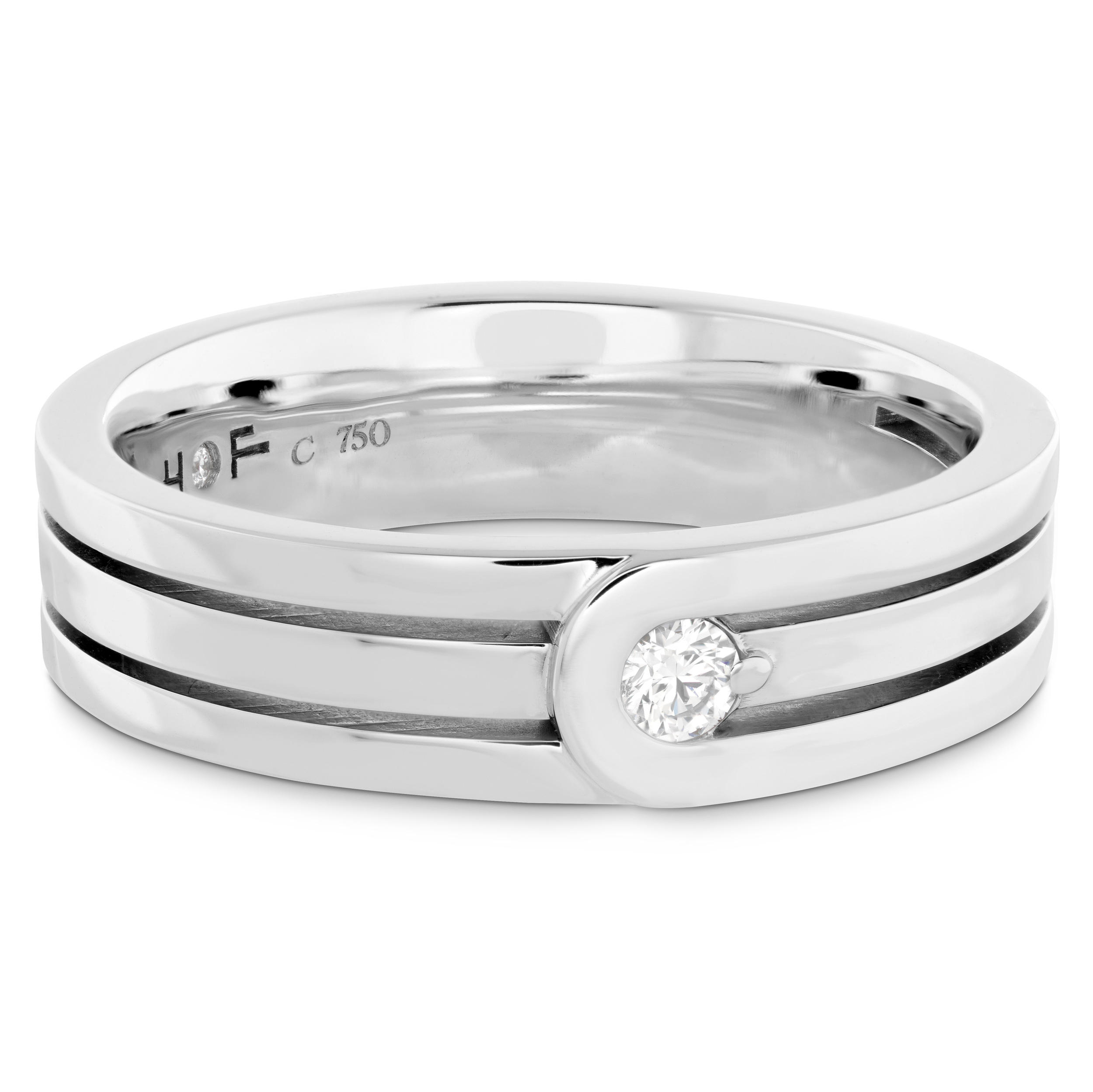 Hearts on Fire Ring   Camarillo   Van Gundy Jewelers