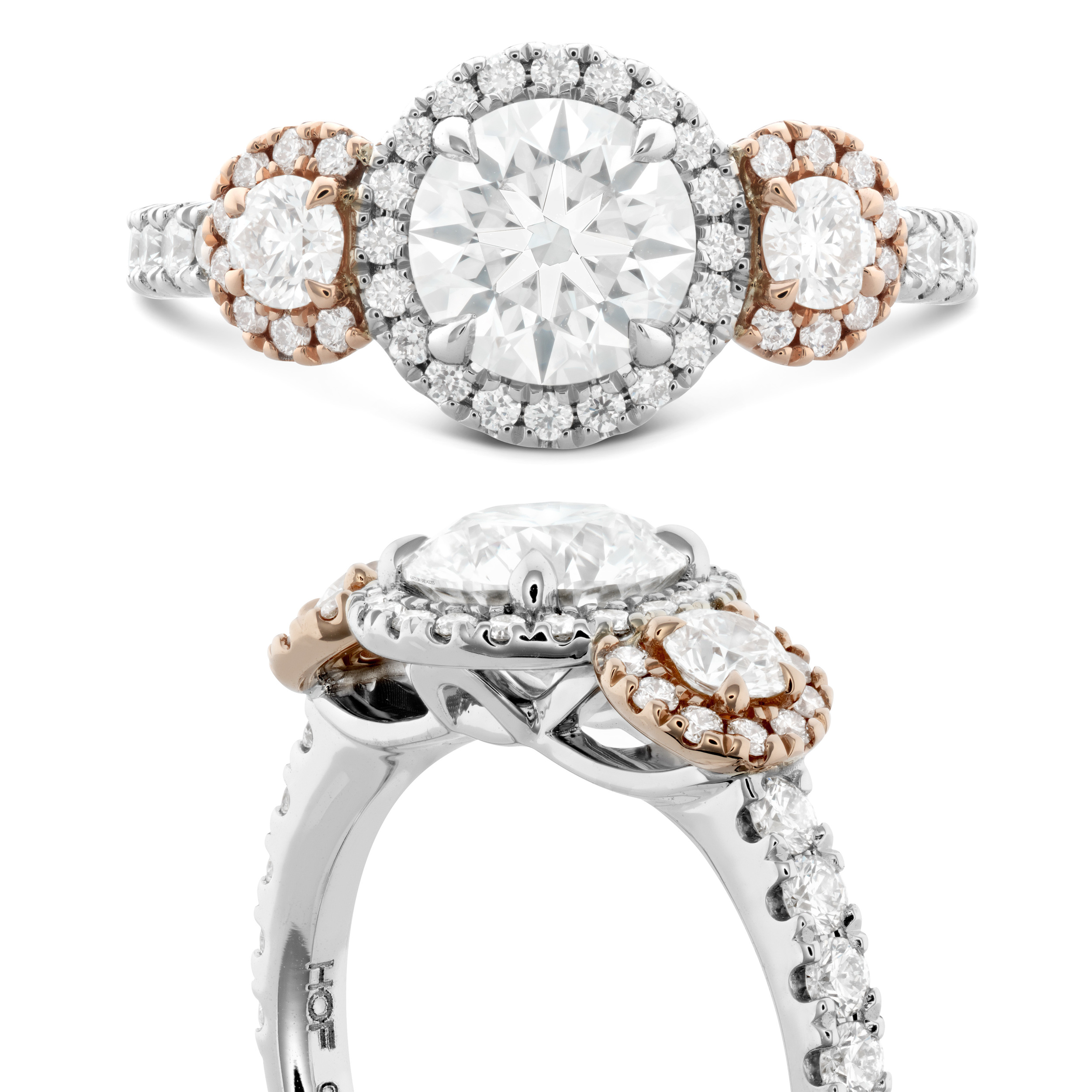 Hearts on Fire Ring   Van Gundy Jewelers   Camarillo CA