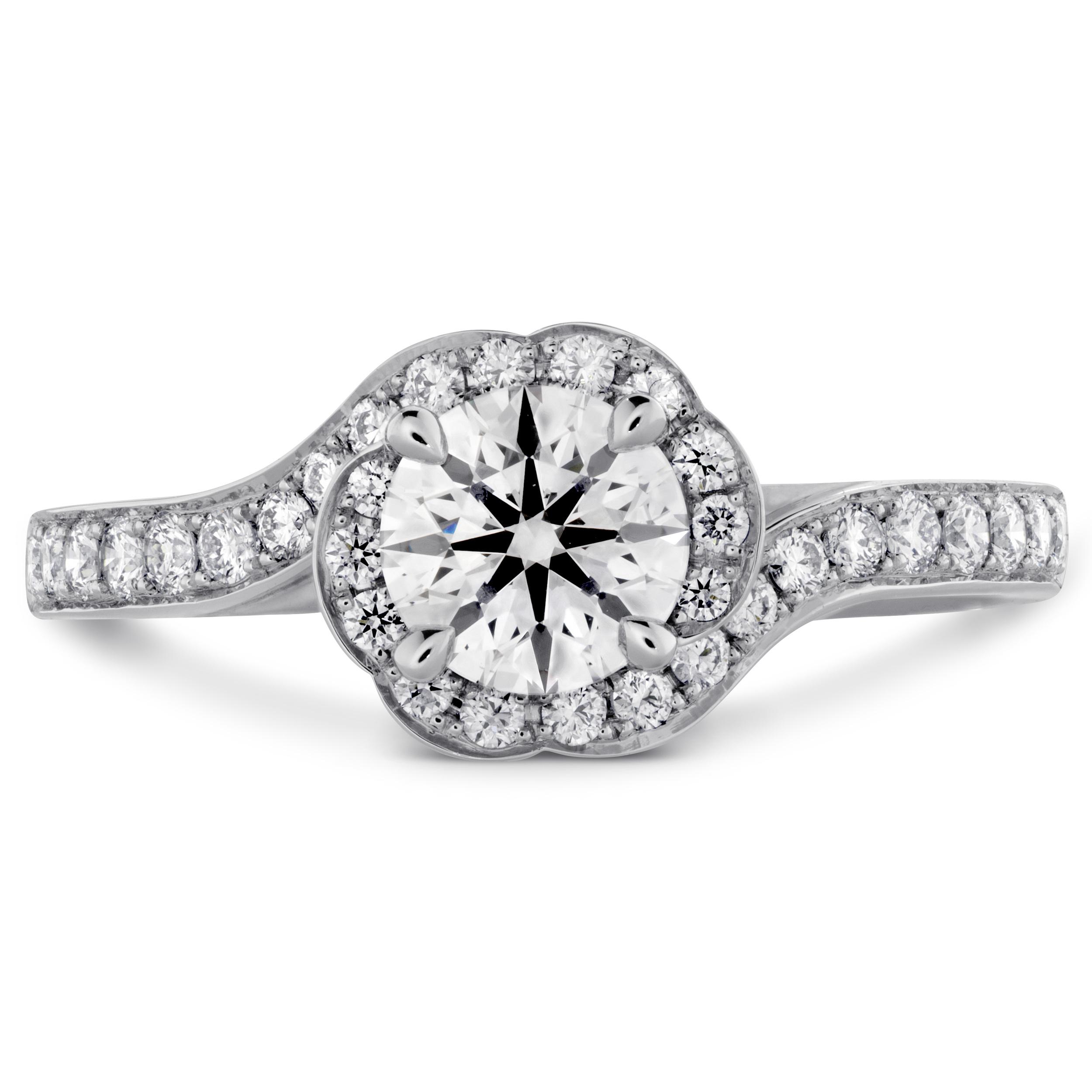 Hearts on Fire Ring   Van Gundy Jewelers   Camarillo