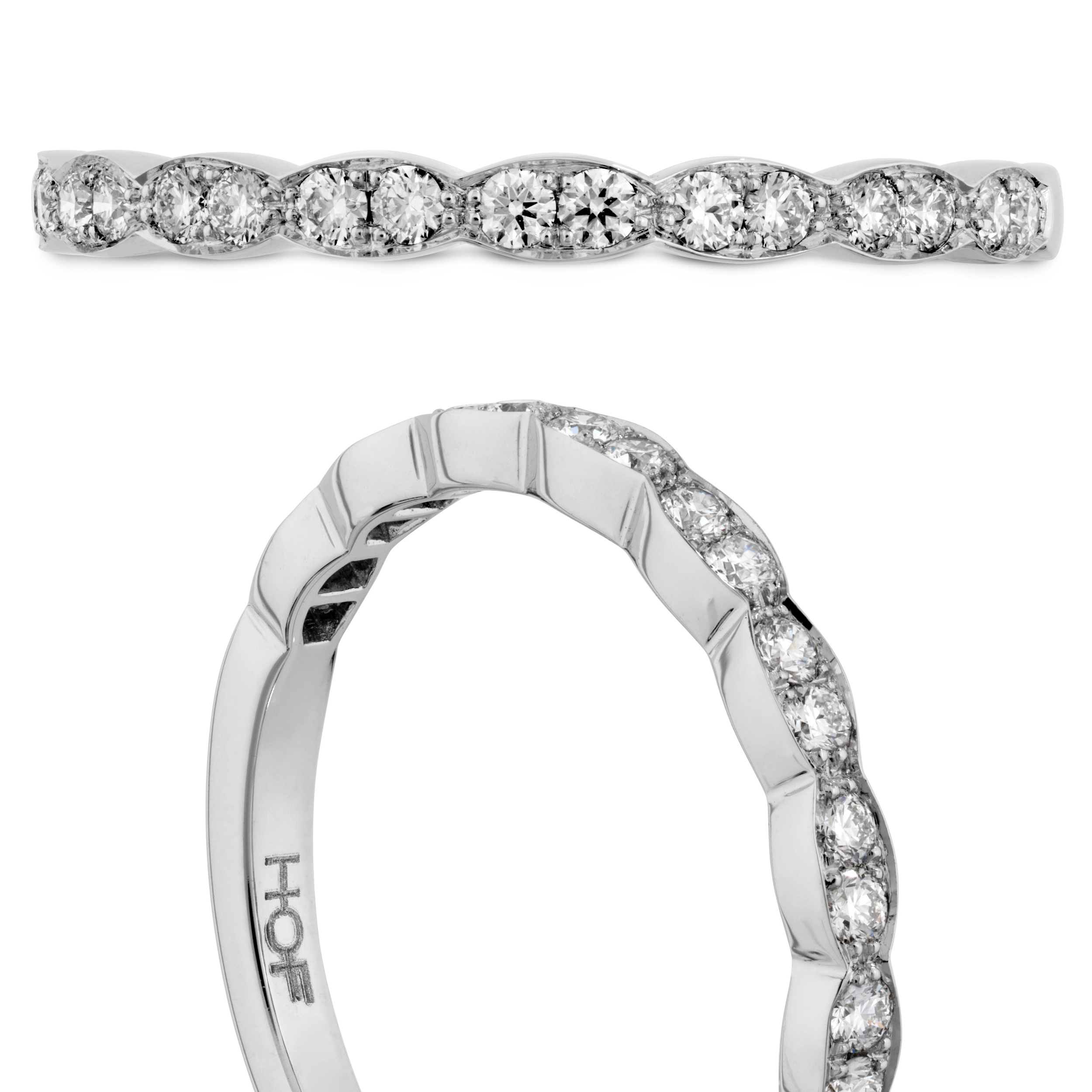 Hearts on Fire Ring   Van Gundys   Ventura Jewelers