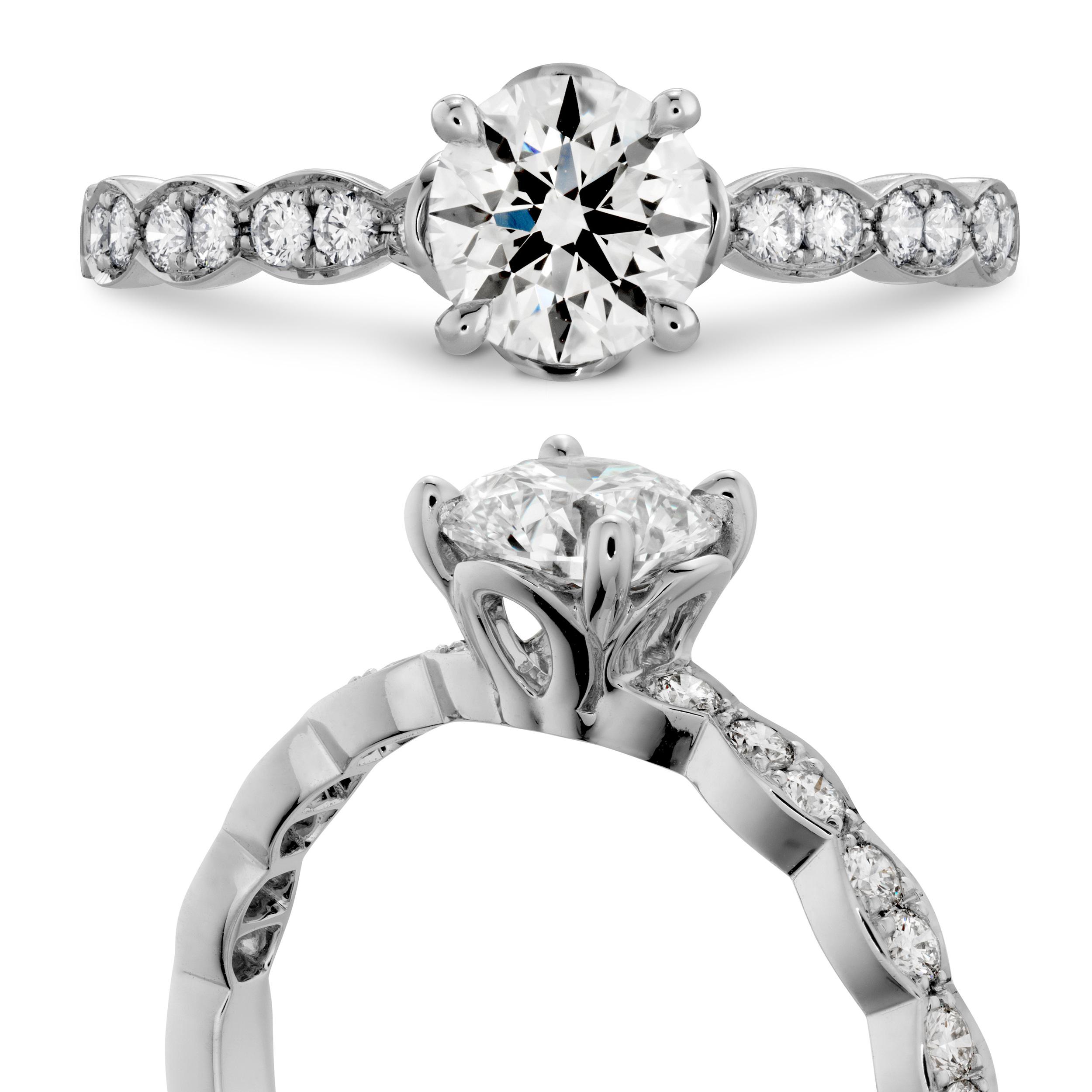 Hearts on Fire Ring   Van Gundys   Camarillo CA Jewelers