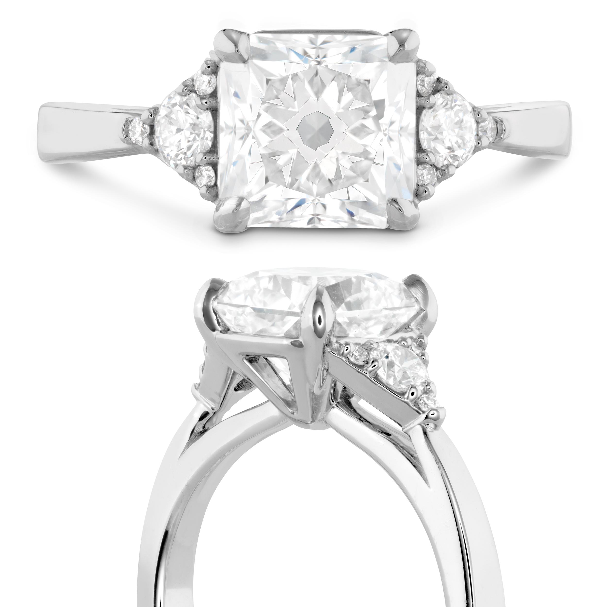 Diamond Engagement Ring   Van Gundys   Camarillo CA