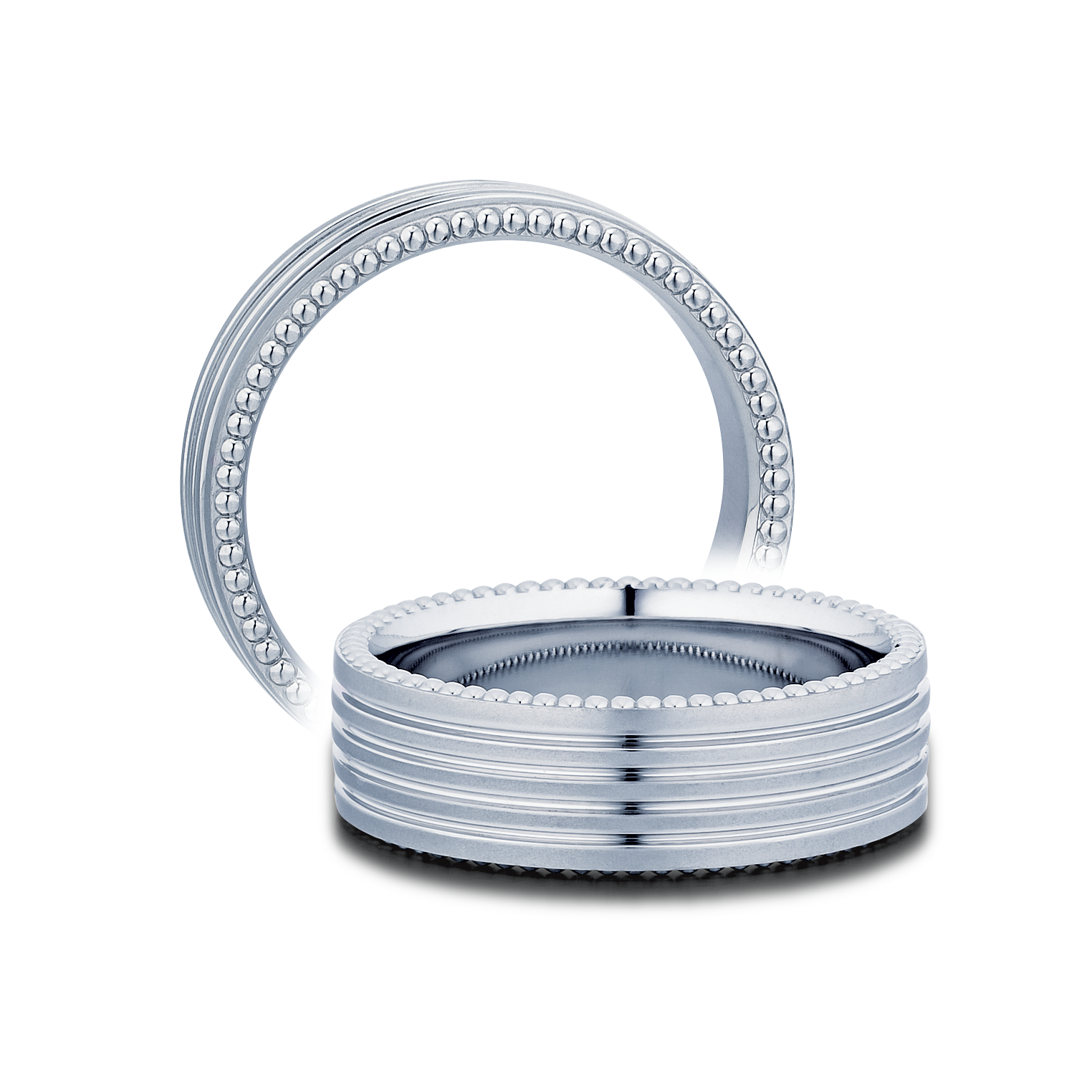 Verragio Silver Ring   Van Gundys   Camarillo Jewelers