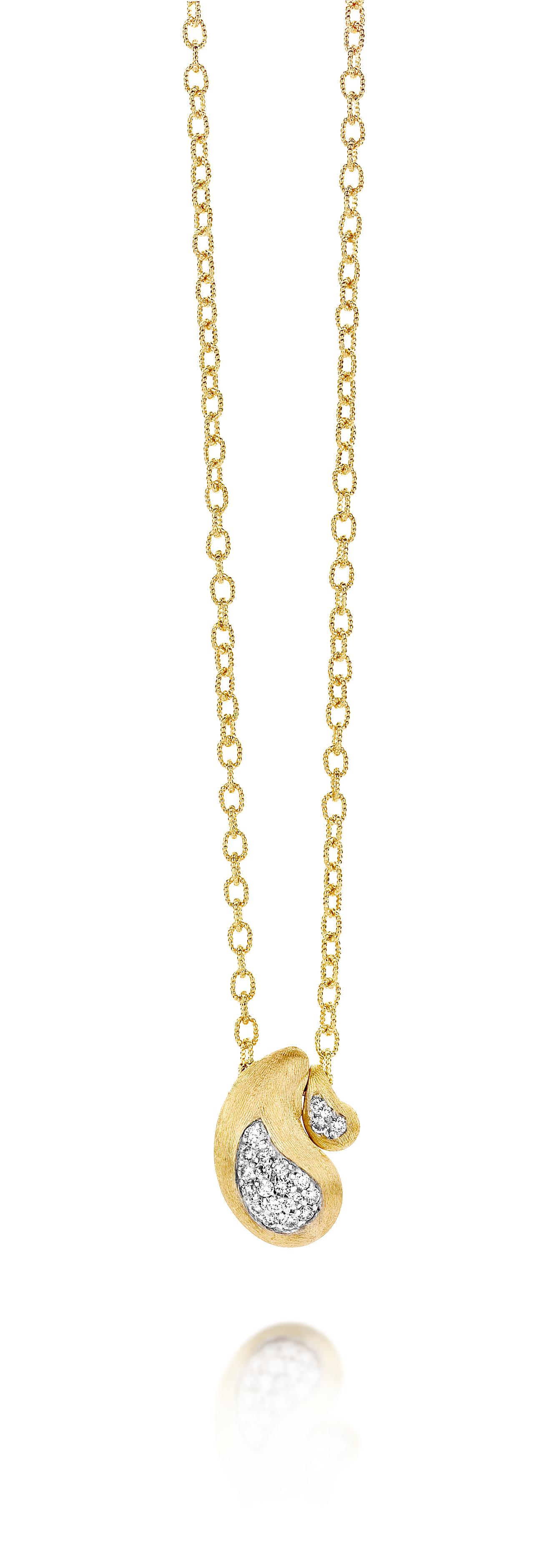 Gold Nanis Necklace | Ventura CA | Van Gundys
