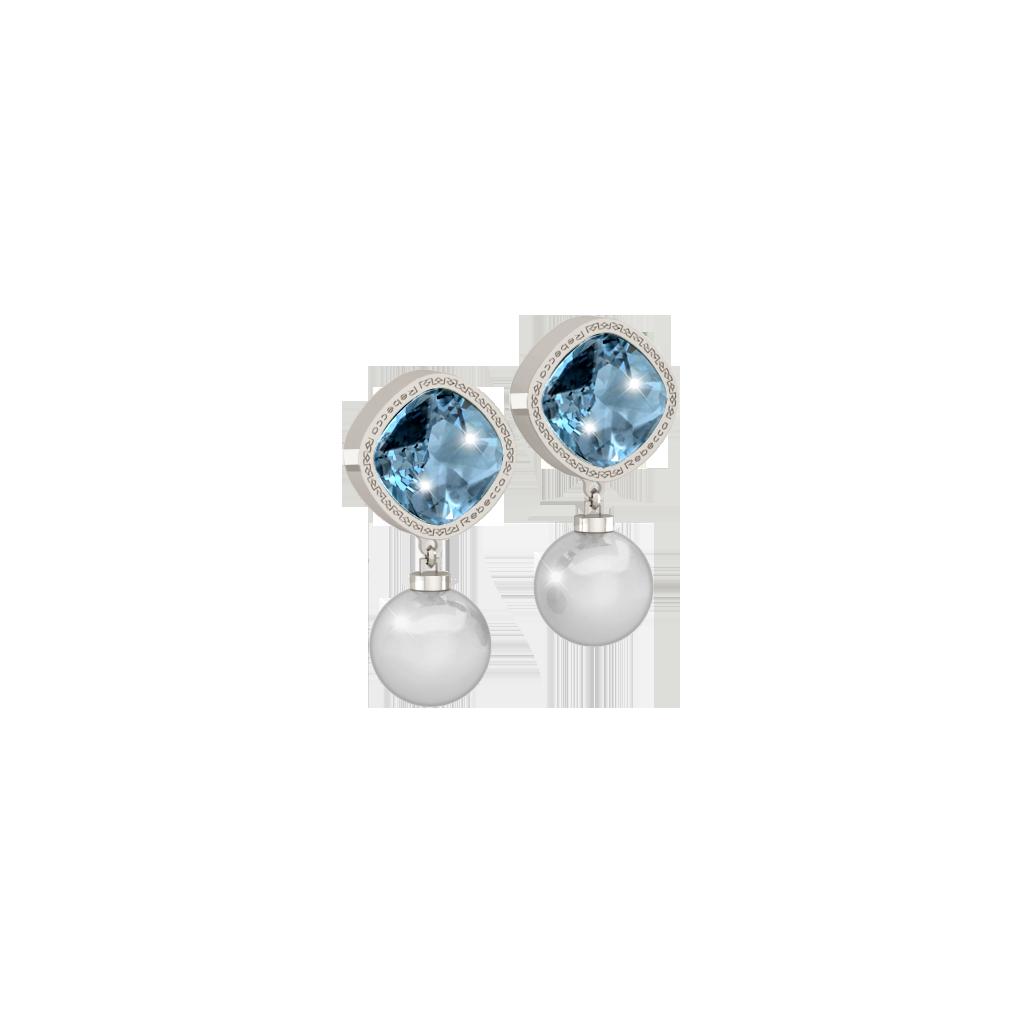 Rebecca Earrings   Van Gundy Jewelers