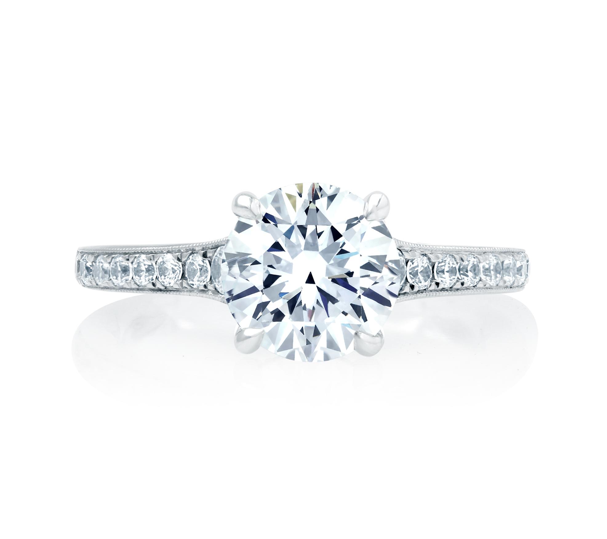 A.Jaffe Rings | Van Gundy Jewelers | Camarillo, CA