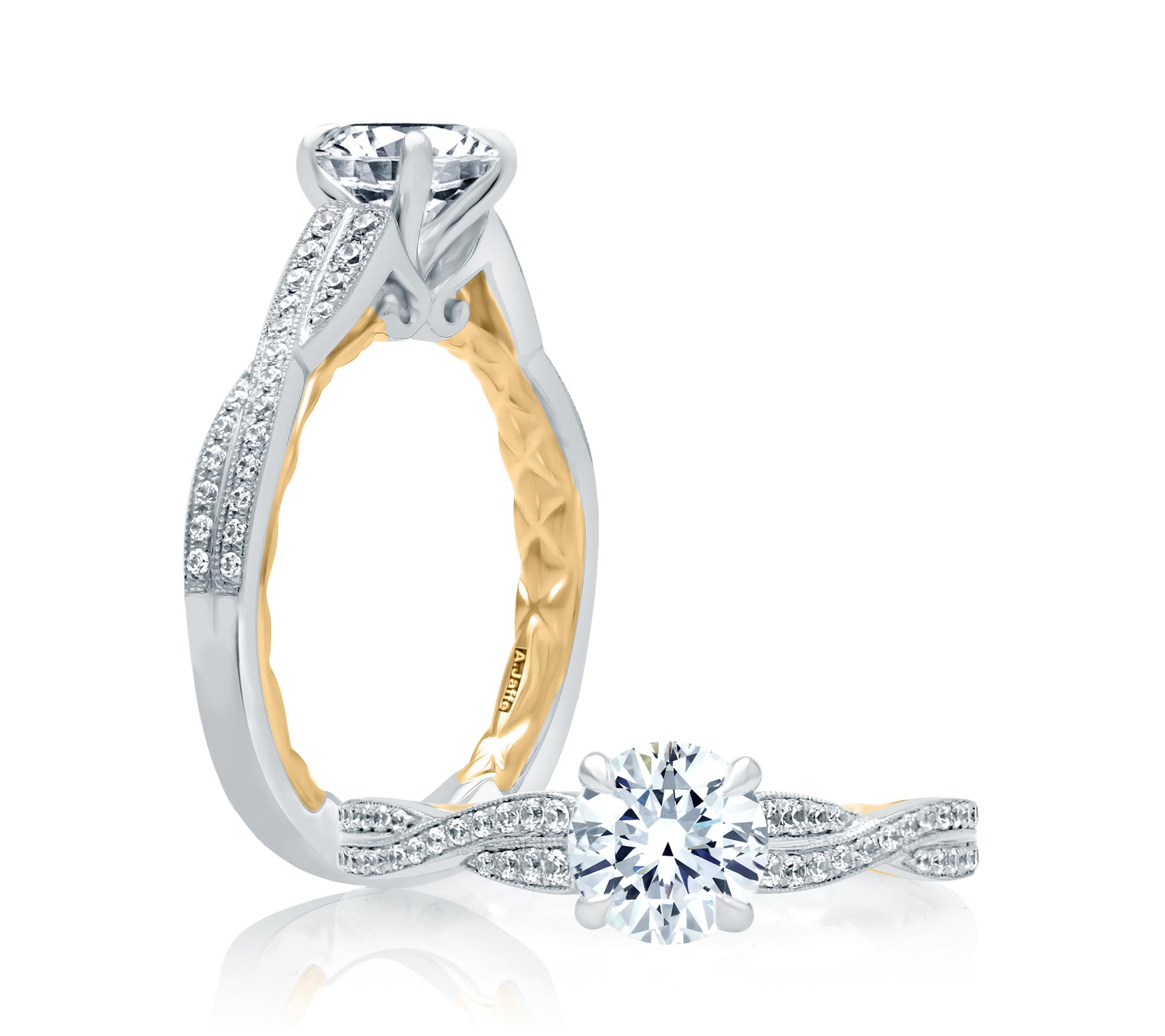 A.Jaffe Rings | Ventura Jewelers | Van Gundys