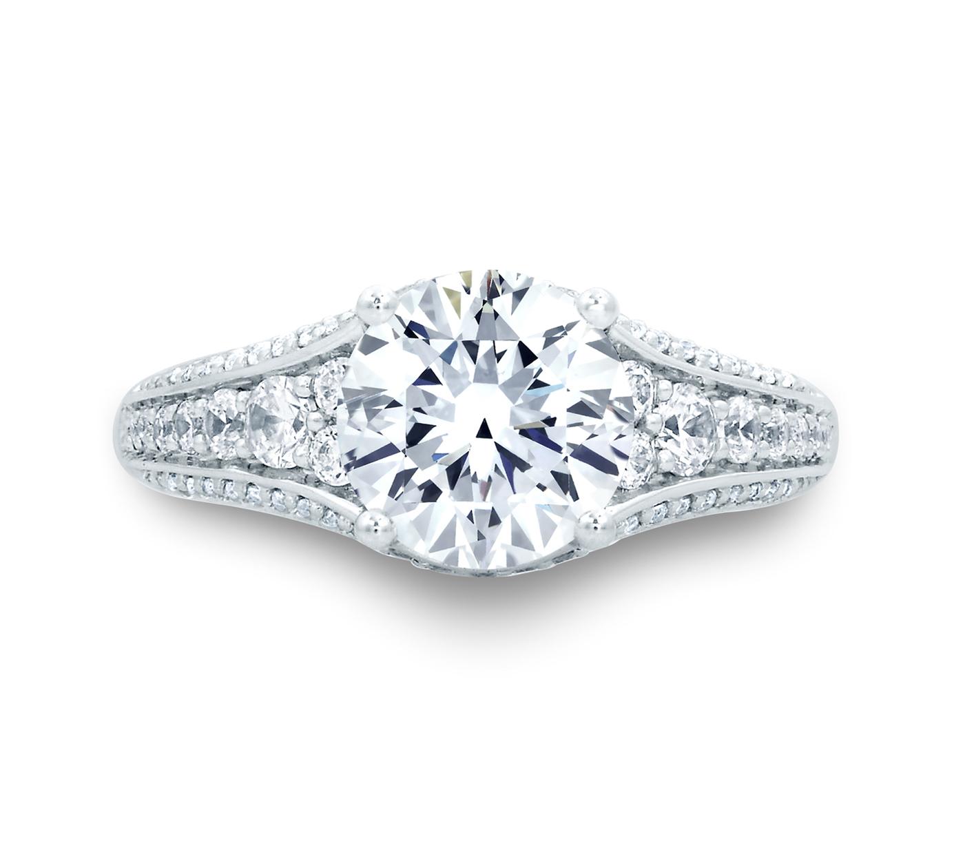 Engagement Ring | Ventura, CA | Van Gundys