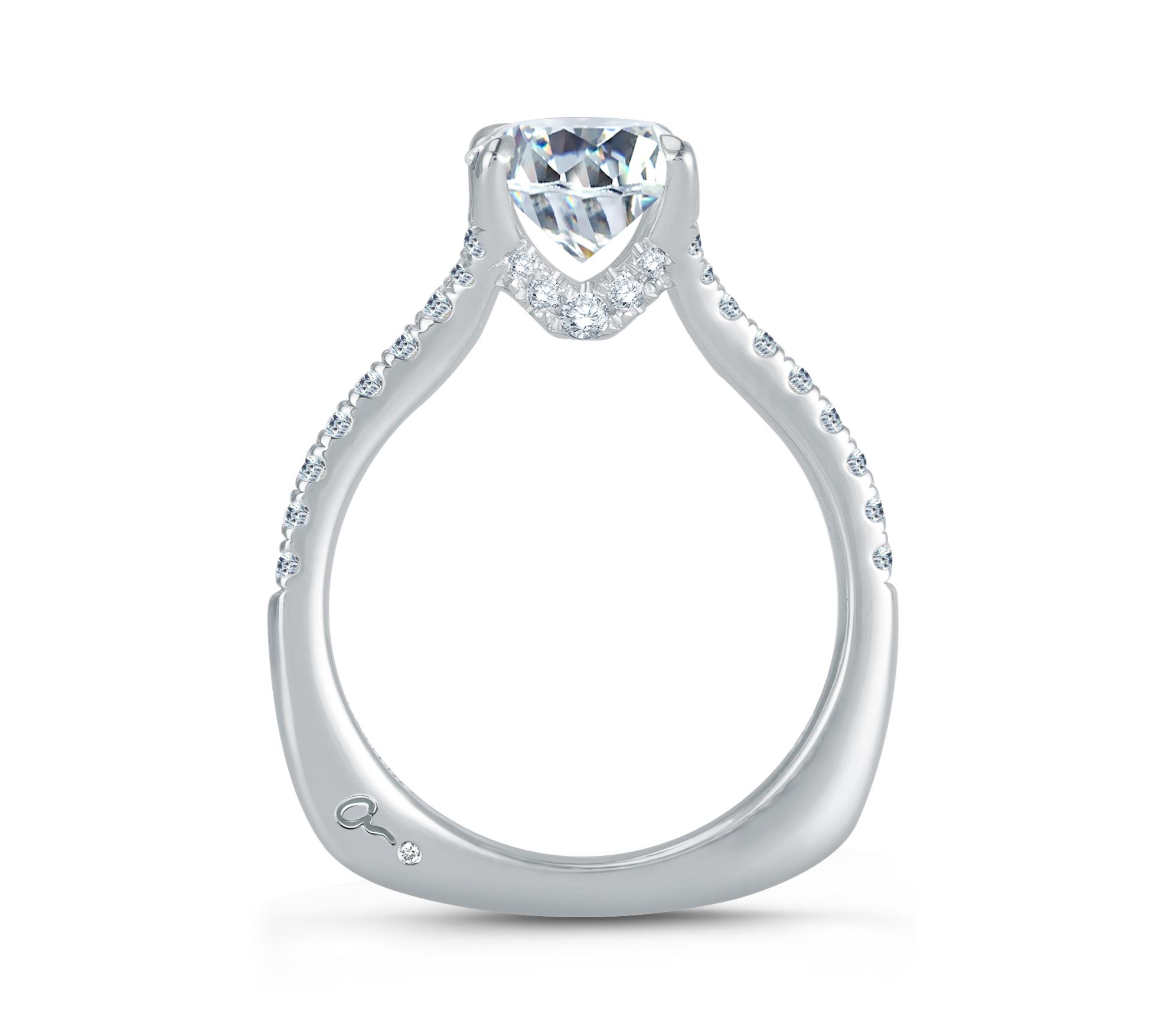 Diamond Engagement Ring | Camarillo, CA | Van Gundys