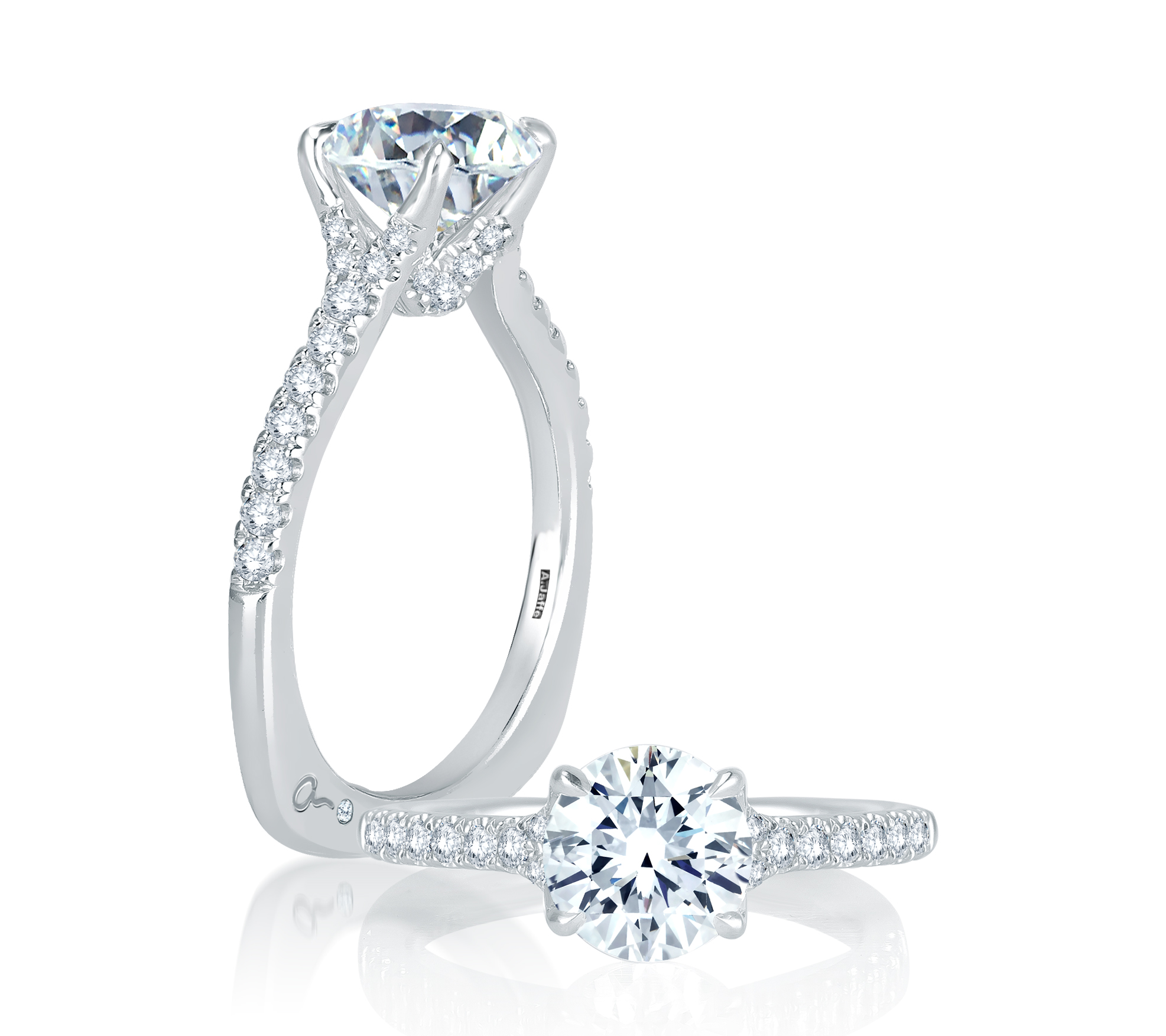 Diamond Engagement Ring | Ventura, CA | Van Gundys