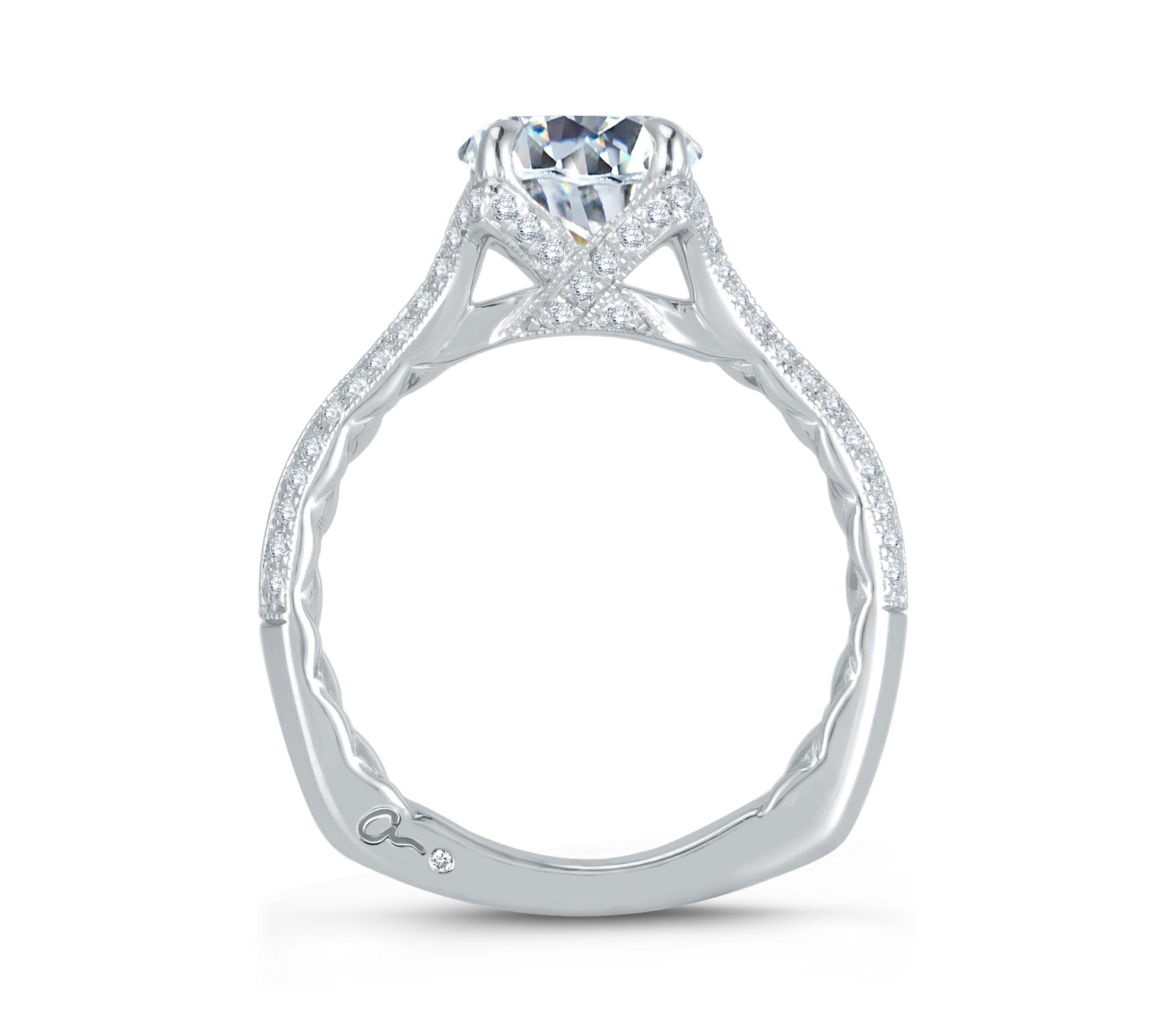 Diamond Ring | Camarillo Jewelers | Van Gundys