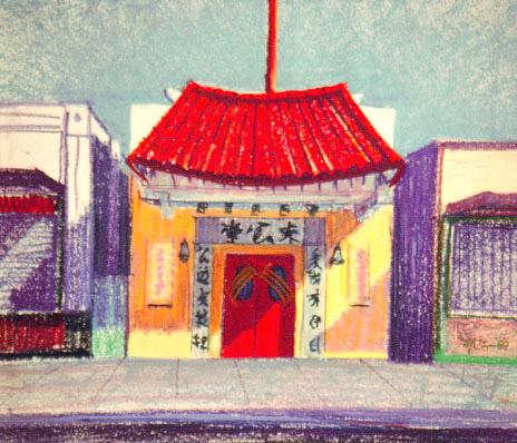 Walnut Grove Tong