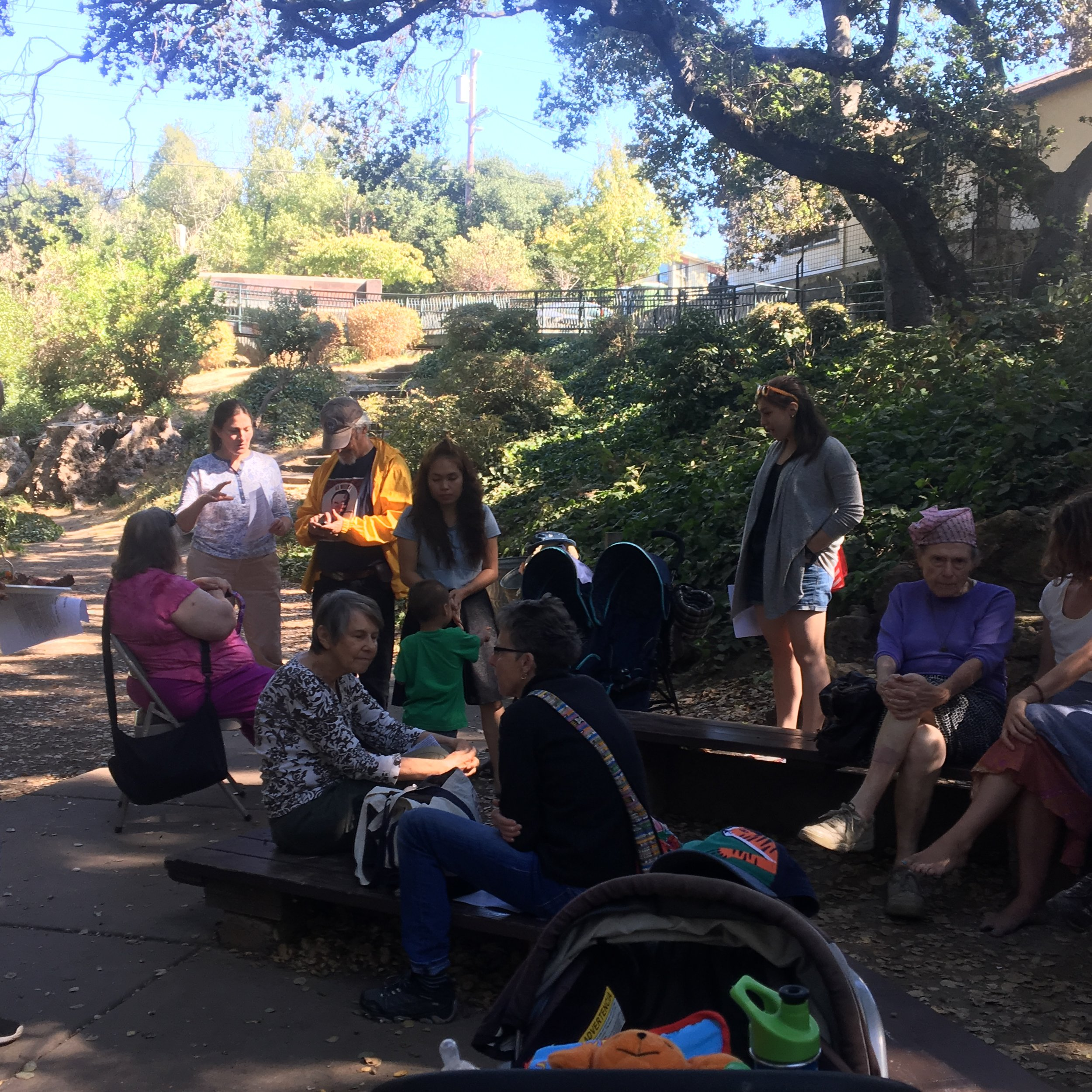 Meeting picnic October 2017
