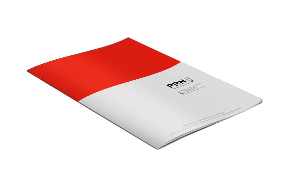 Brochure for PRN Investments