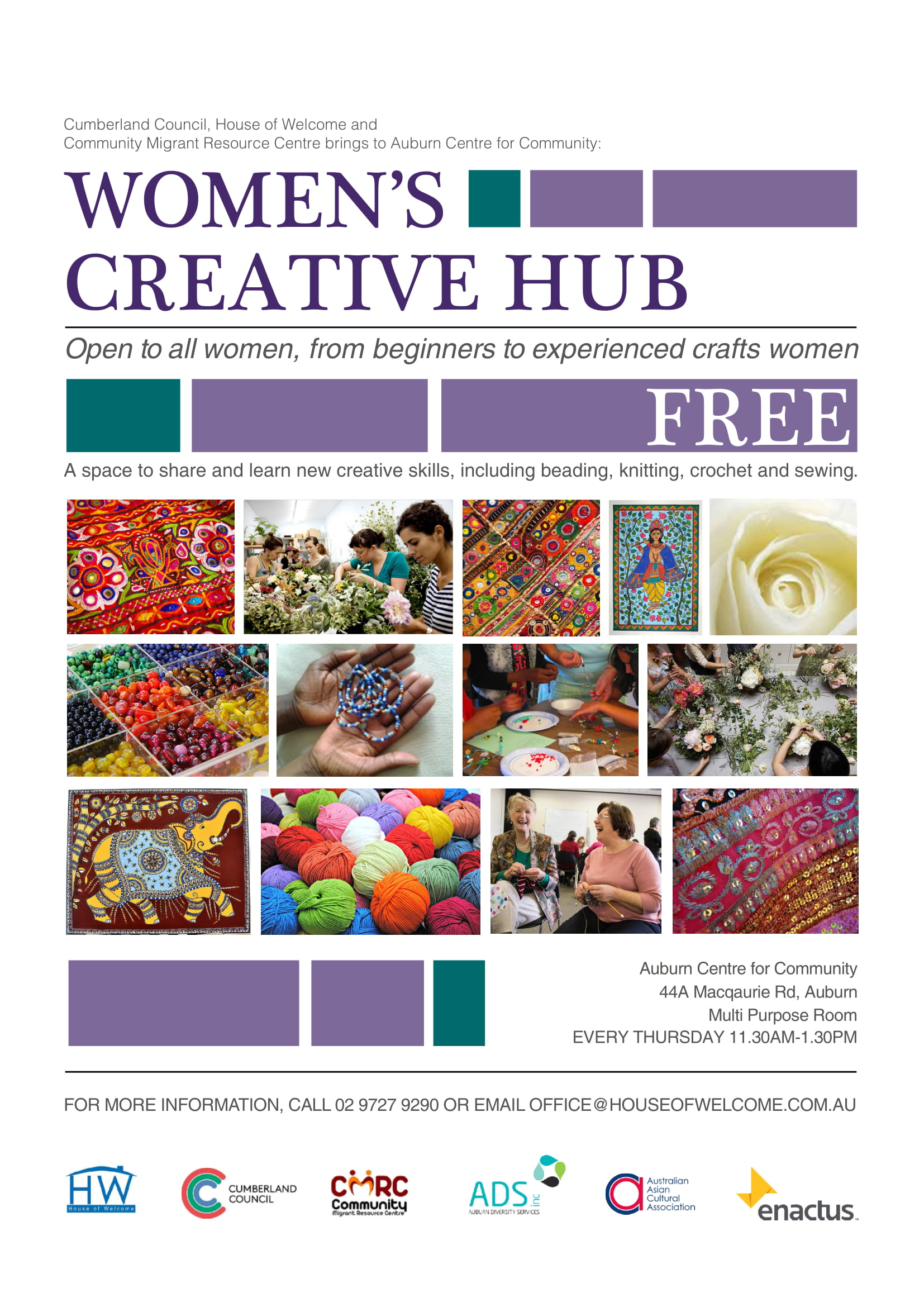 Cumberland Council Women's Creative Hub Flyer-1.jpg