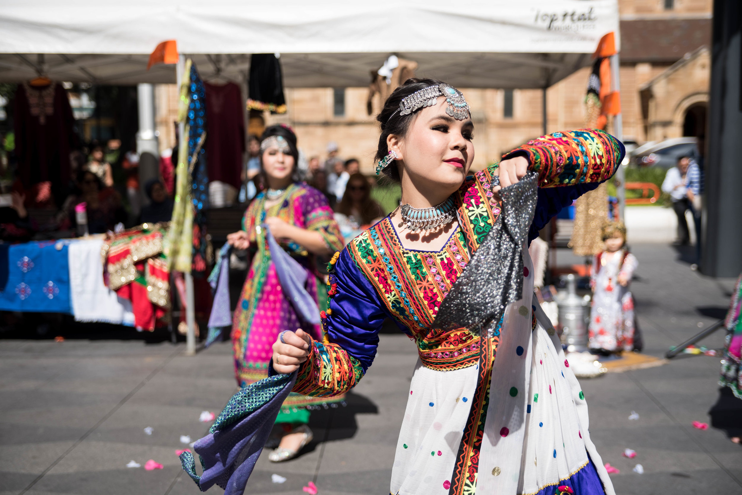 Everyone Belongs - Parramatta Harmony Day 2018