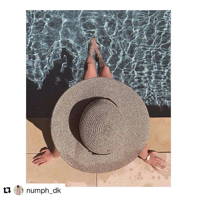 SUMMER? NUMPH HAT! 🌊☀️🌸. . #fnv #fnvitaly #fnvshowroom #numph #numphdk #summer #summervibes #summerhat #distributor #womenstyle #womenswear