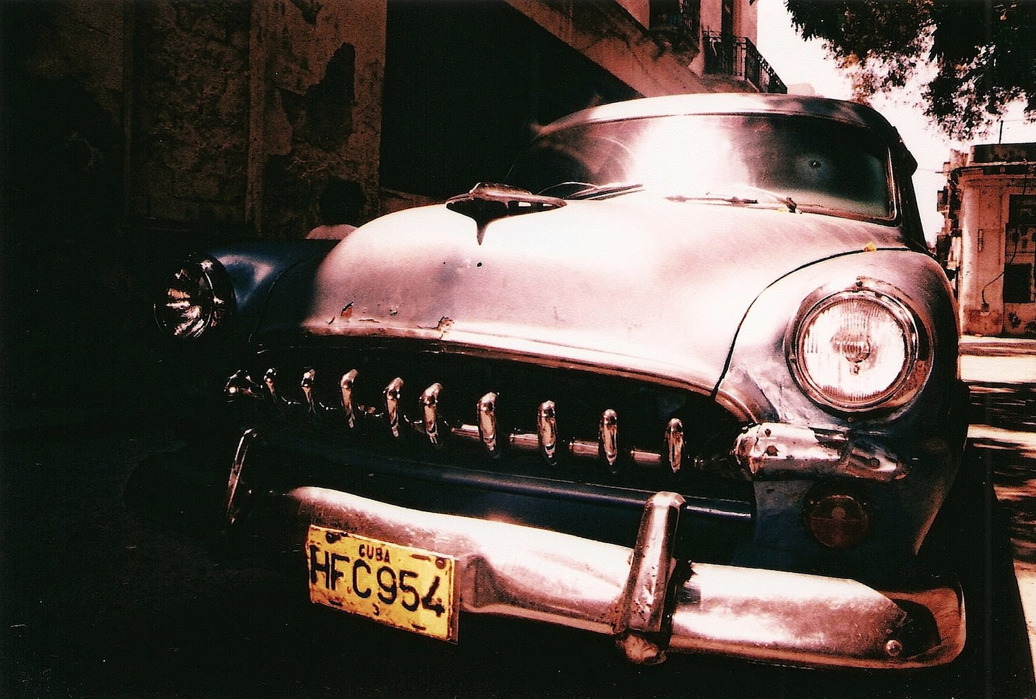 Havana is postcarded by classic American cars, remnants of the capitalist regime, the gangster decades of post-World War Two, when the island was a hub for rum, sugar and casinos.