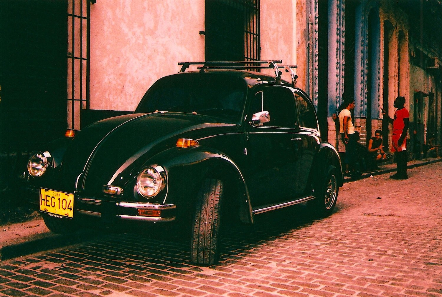 Throughout the 1970's, however, Cuba enjoyed prosperity. The USSR traded sugar at three times the market price for the privilege of using the island as communist satellite state. The state run economy saw enough food for all, and while the new Russian made cars were not nearly as cool as the vintage Cadillacs, at least the Cubans had new wheels to spin.