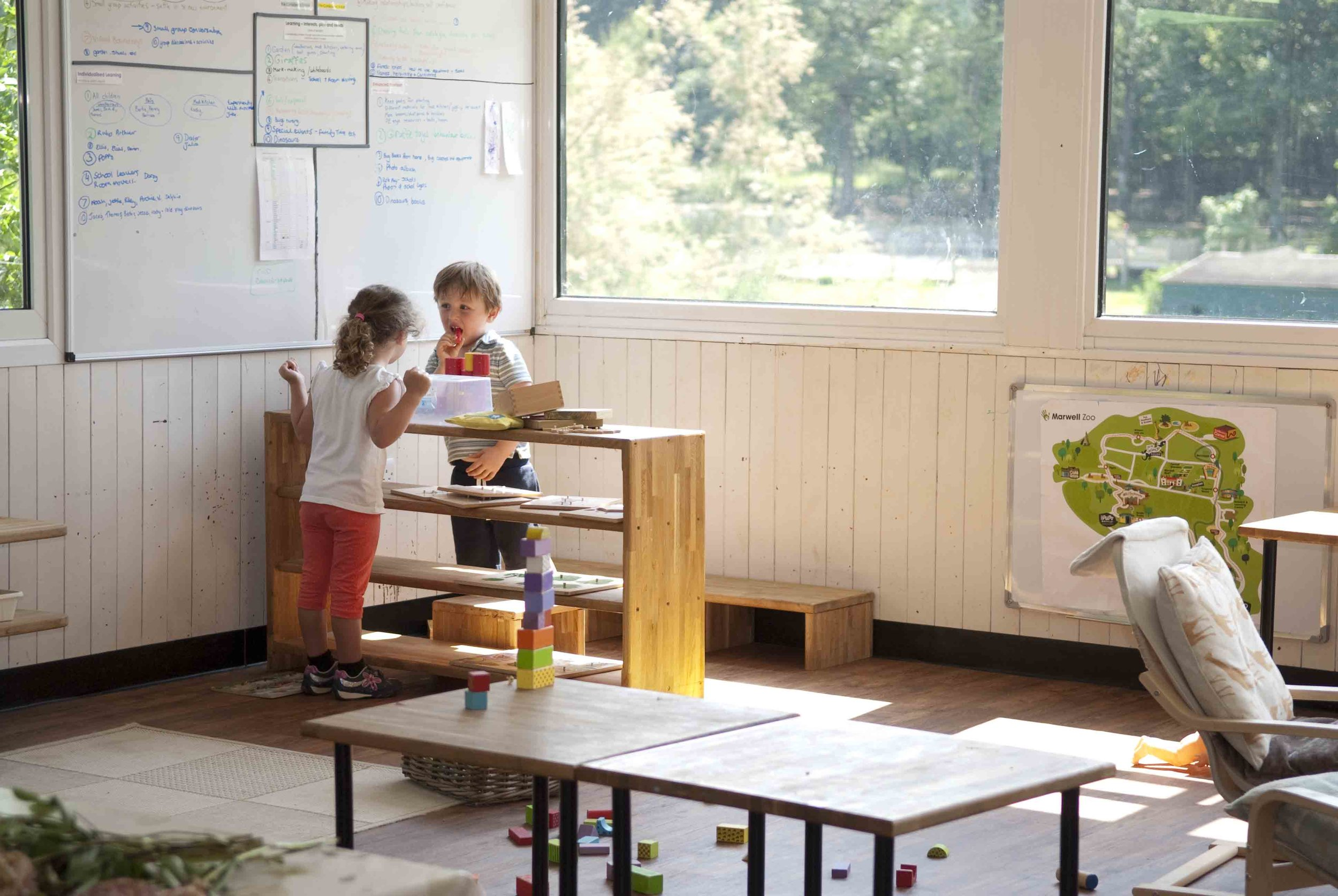 Transitioning from Forest Kindergarten to school