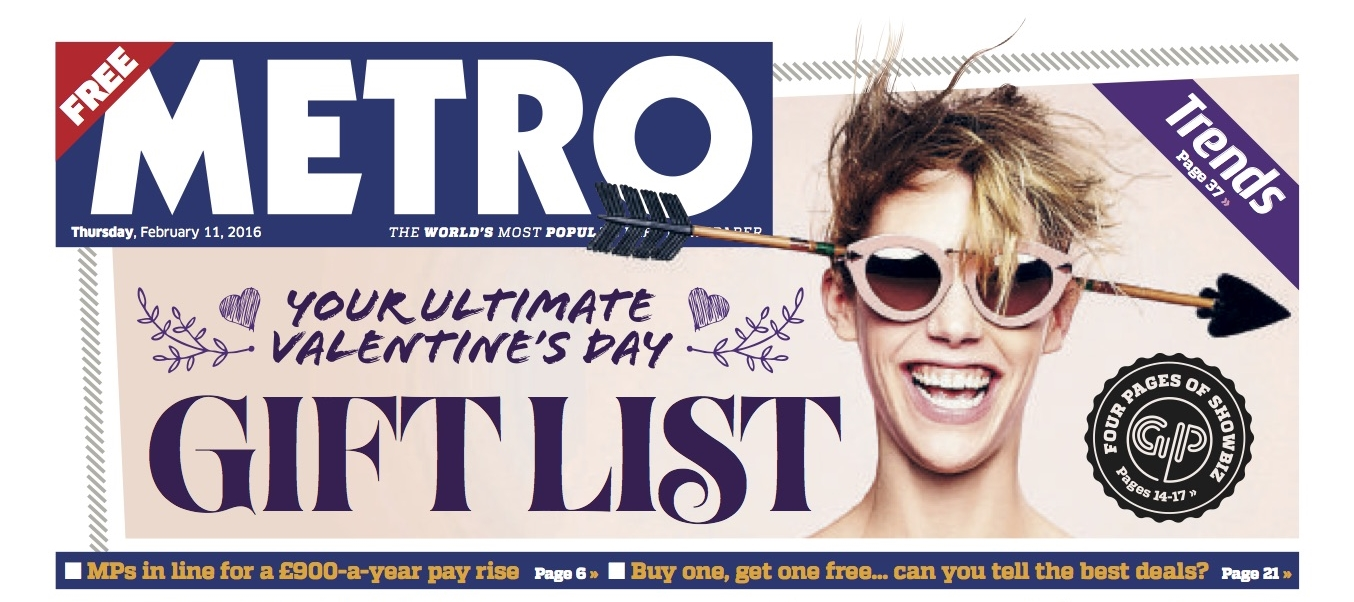 Metro front cover 11th February 2016 (2) copy.jpg