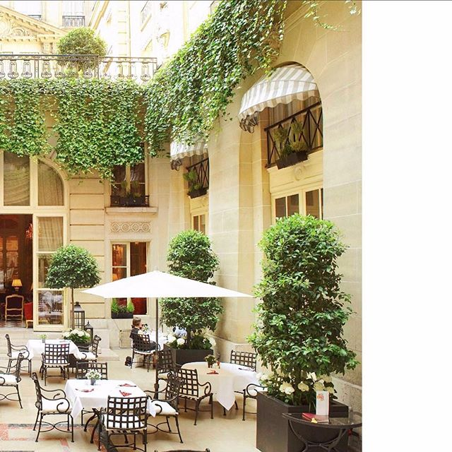 Thinking of where to stay for Paris Fashion Week? Check out the Hoxton Hotel, with its elegant Parisian style and historical architecture. - - - - - #Paris #PFW #coolcarryon #eddieharrop #travelista #travel #travelchic