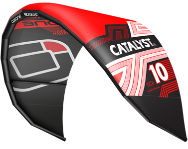 Ozone Catalyst V1 - Fun, easy and intuitive to fly, large wind range with progressive de-powerSimple and quick re-launchThe kite of choice for entry level to intermediate riders100 QAR per hour - 500 QAR day