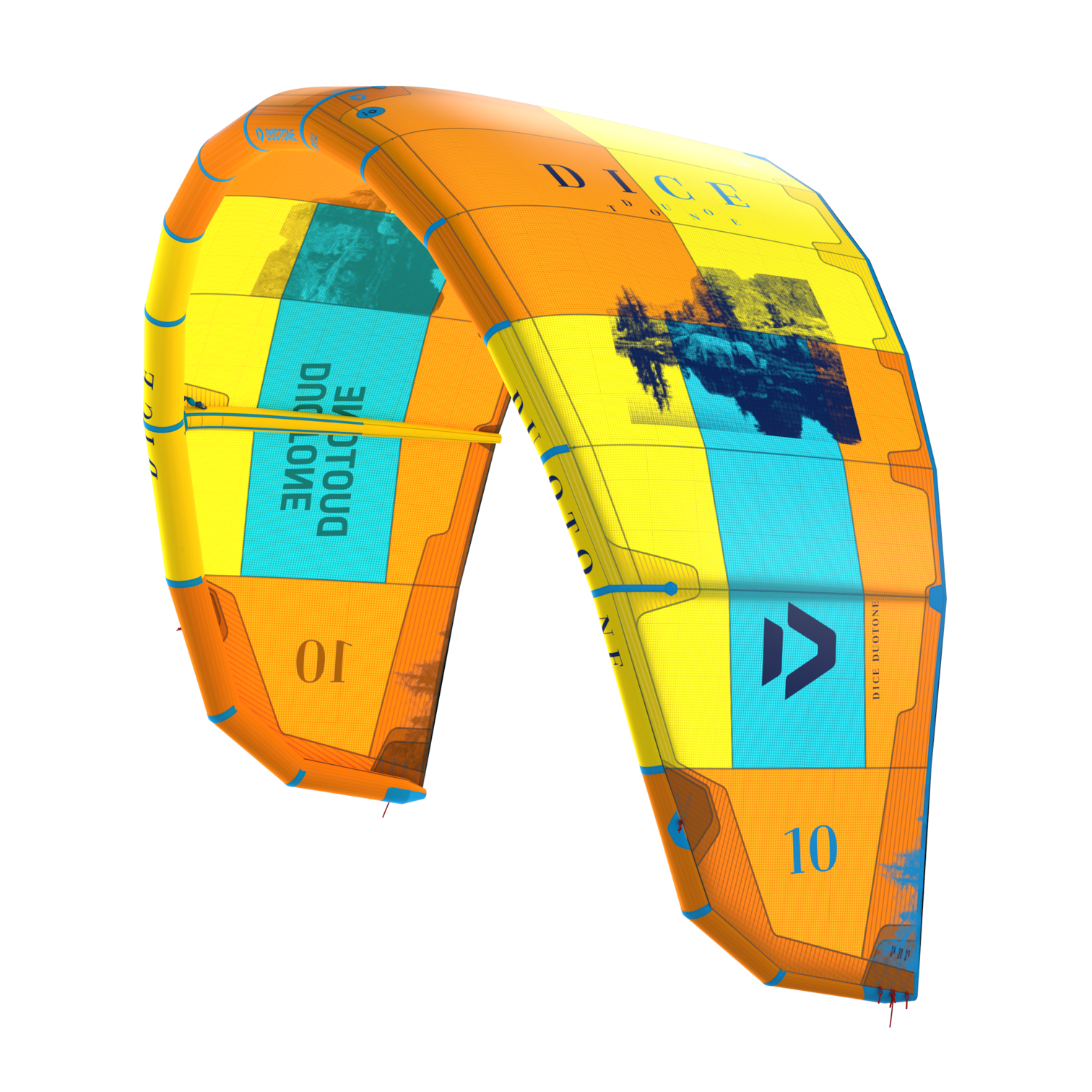 Duotone Dice 2019 - FREESTYLE / WAVEEqually at home busting out freestyle moves like Reno Romeu and surfing waves like the World Champion Matchu Lopes, the Dice is a versatile kite that is perfect for the riders who like to mix their disciplines.100 QAR per hour - 500 QAR day