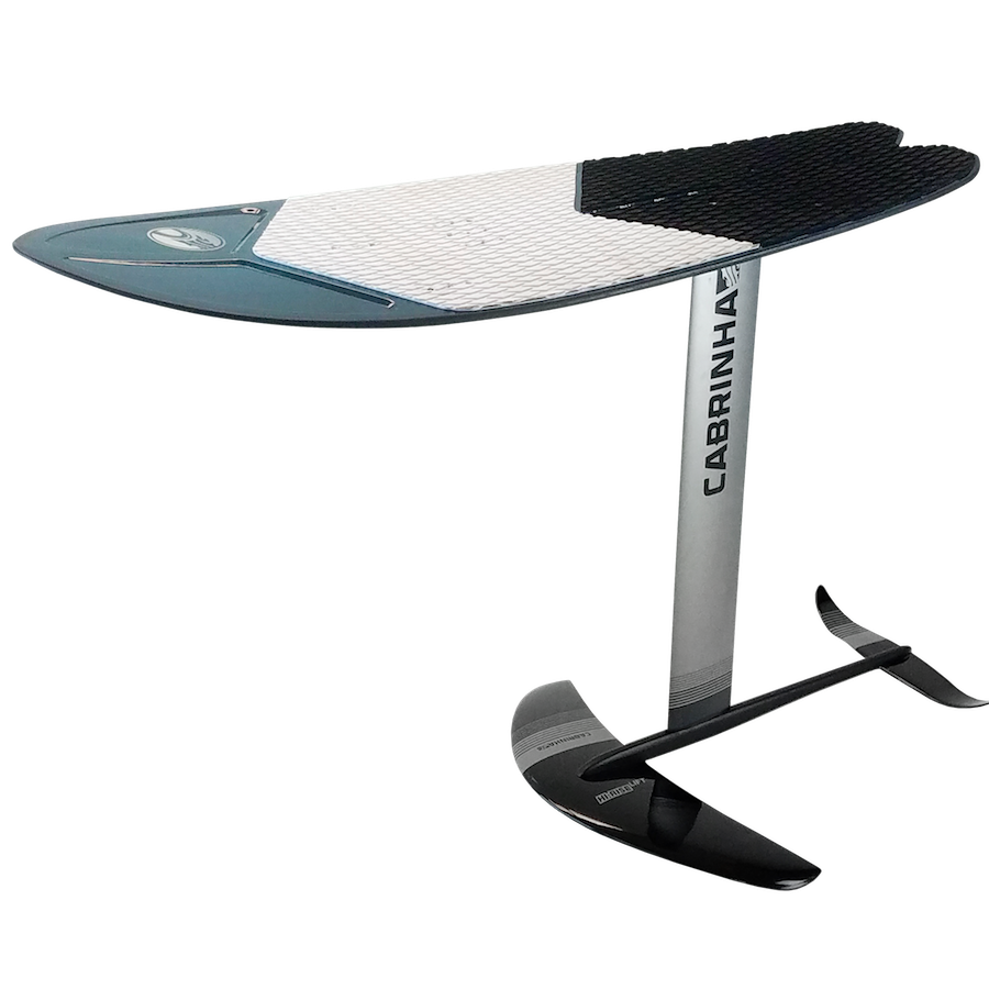 Cabrinha Dual Agent - The Double Agent crosses seamlessly between surf skating and hydrofoiling. With the expanded range of our all new foil wings, masts and fuselage, the Double Agent just became much more customizable to your riding preference.150 QAR per hour - 600 QAR day