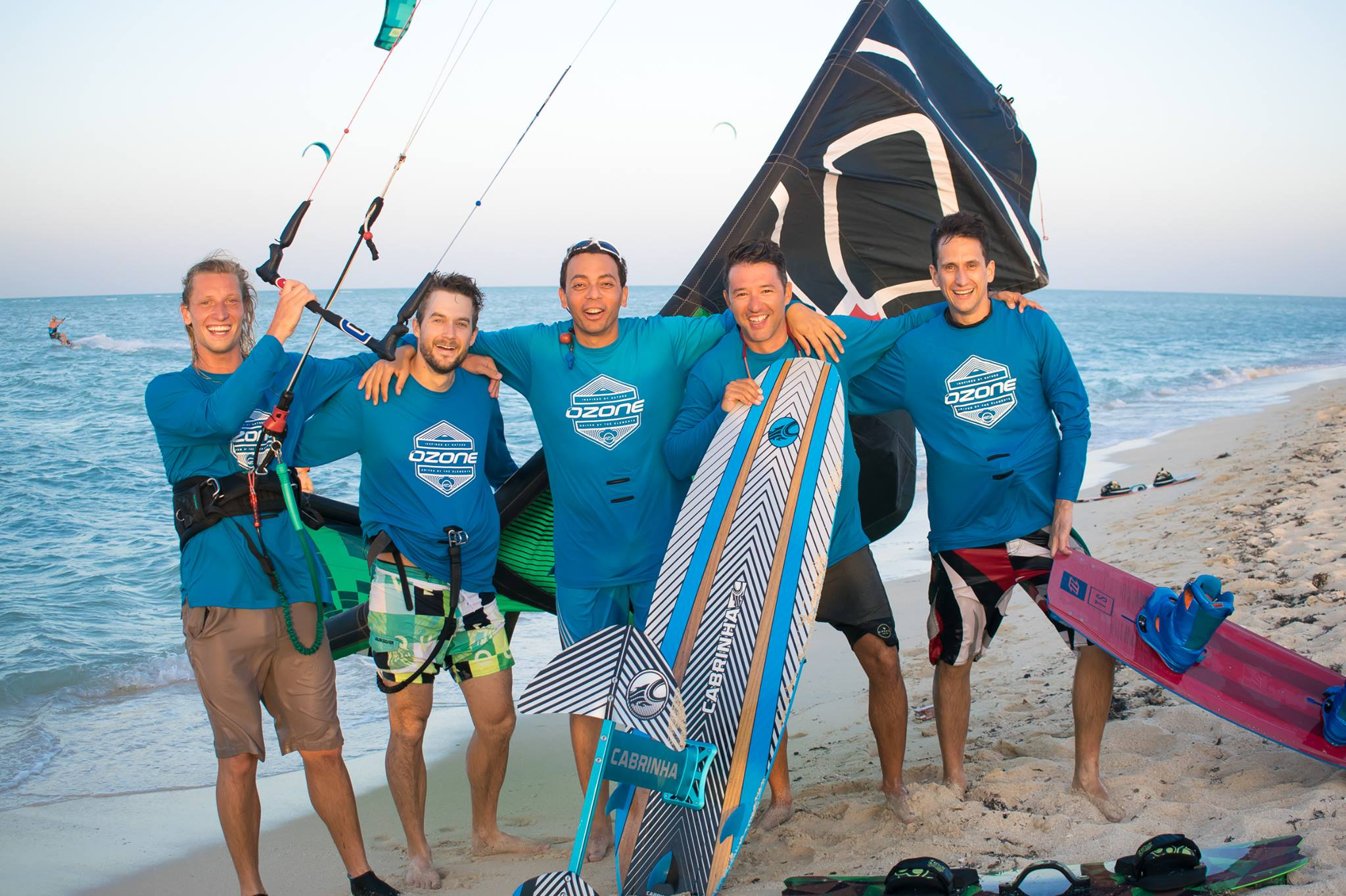 Kitesurf Lessons - Yalla kitesurf instructors & our associated local kite school will be happy to help you with your kitesurfing progression