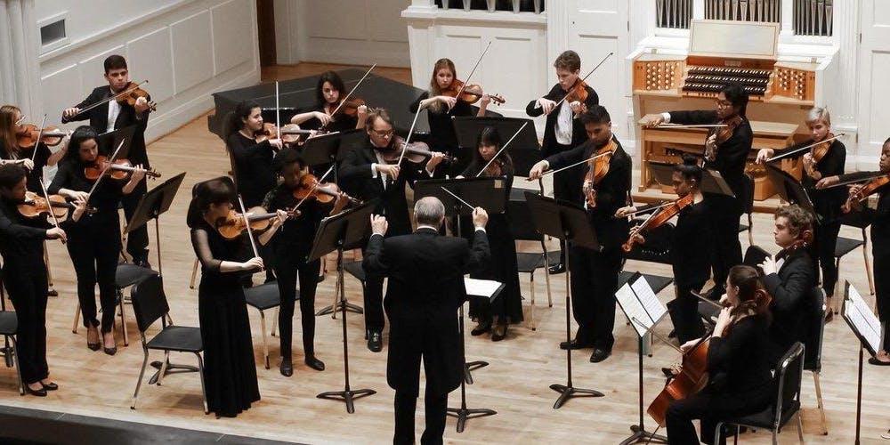 Stetson Universoty Chamber Orchestra