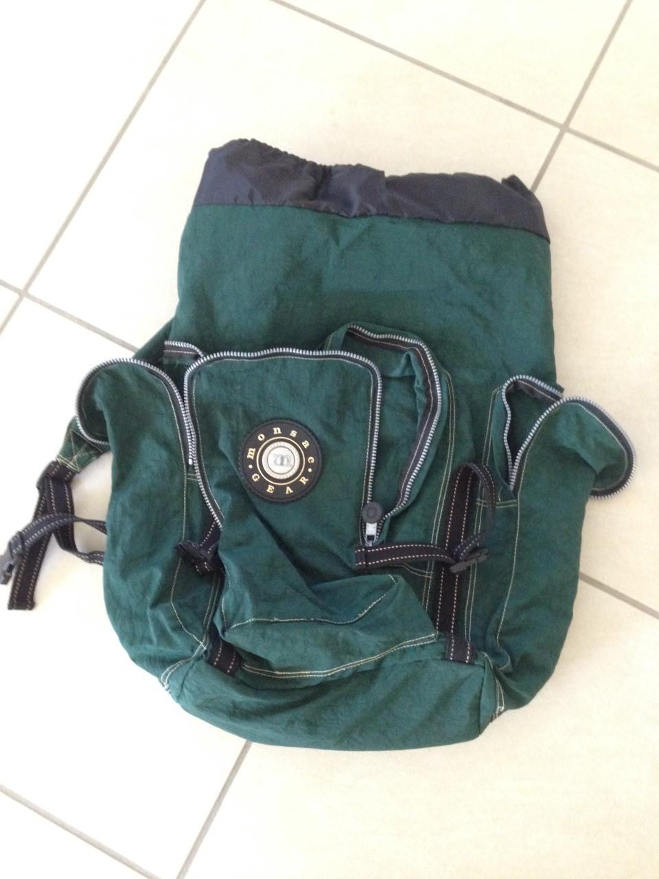 1st backpack