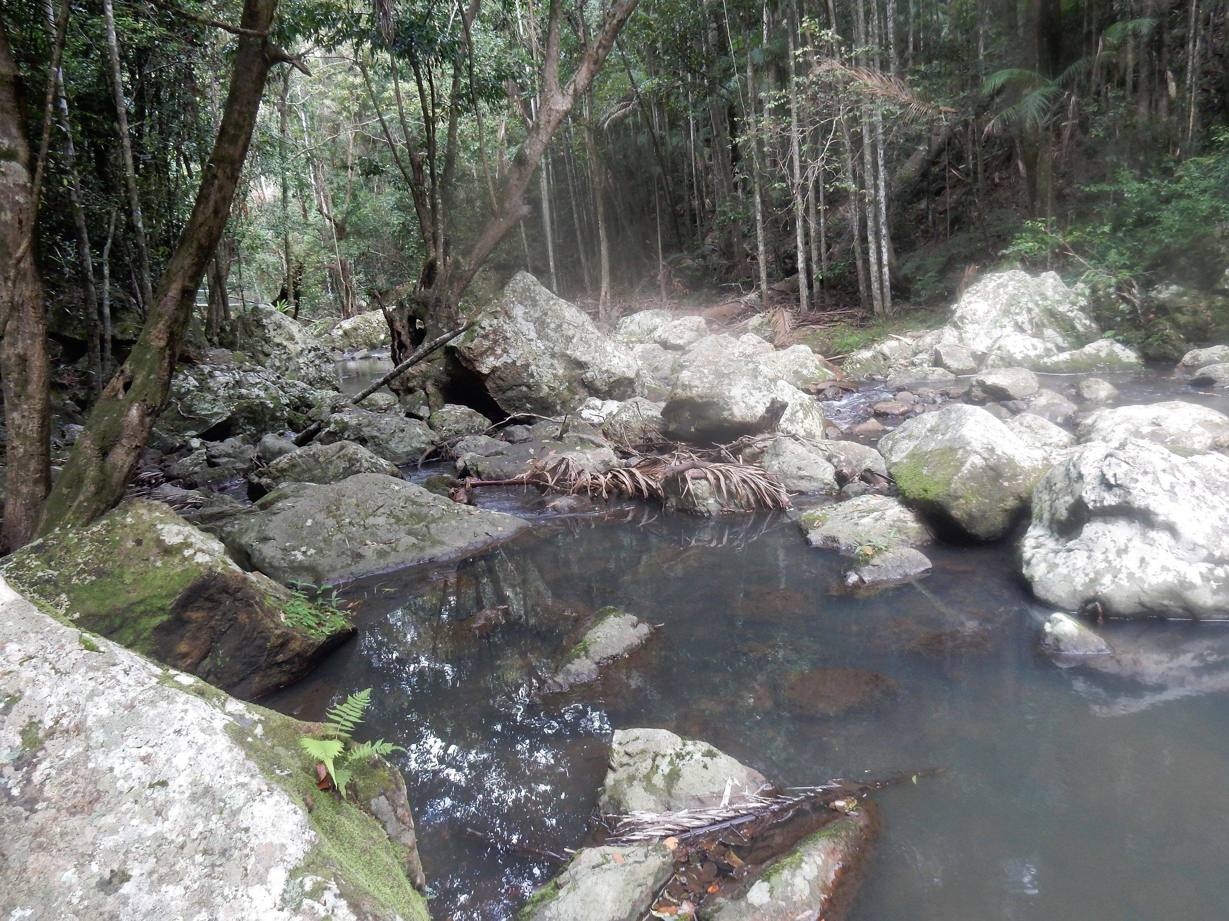 Baxter Creek