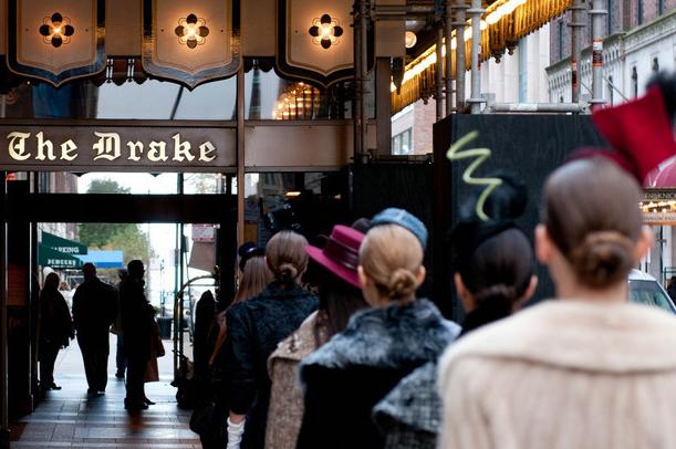 Models enter Drake[crop].jpg