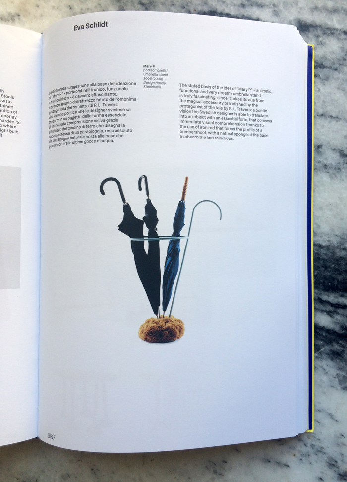 Here a an image from the book published from the exhibition.
