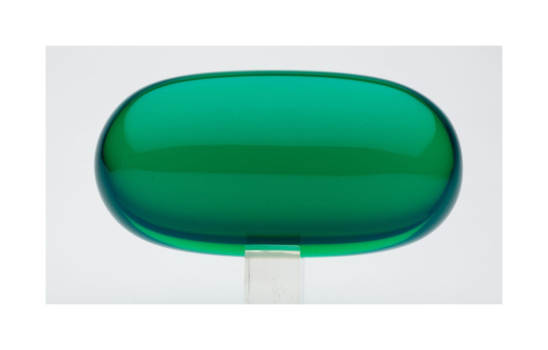 Green Gel Capsule, 2011