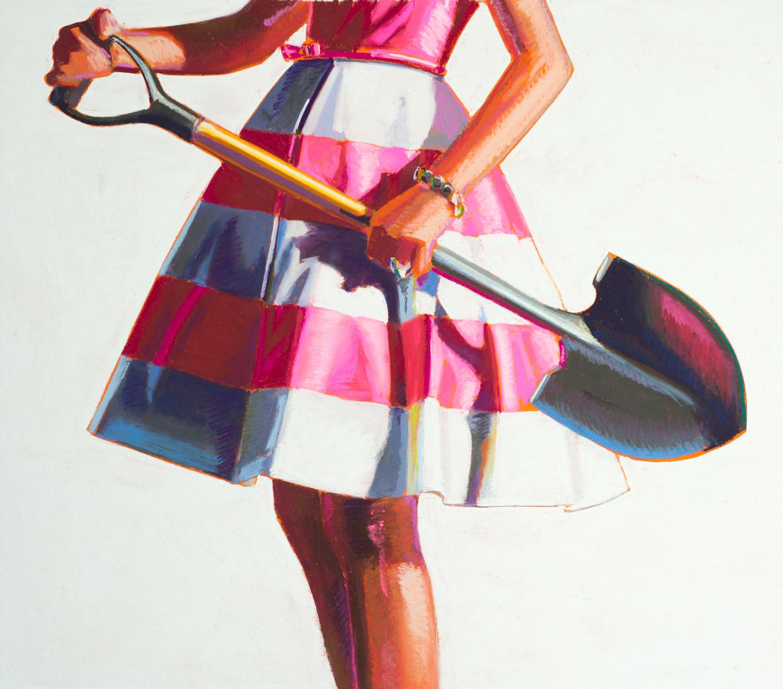 Shovel Study, 2013