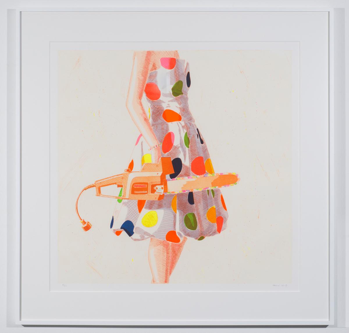 Twister Sister (Orange), 2015