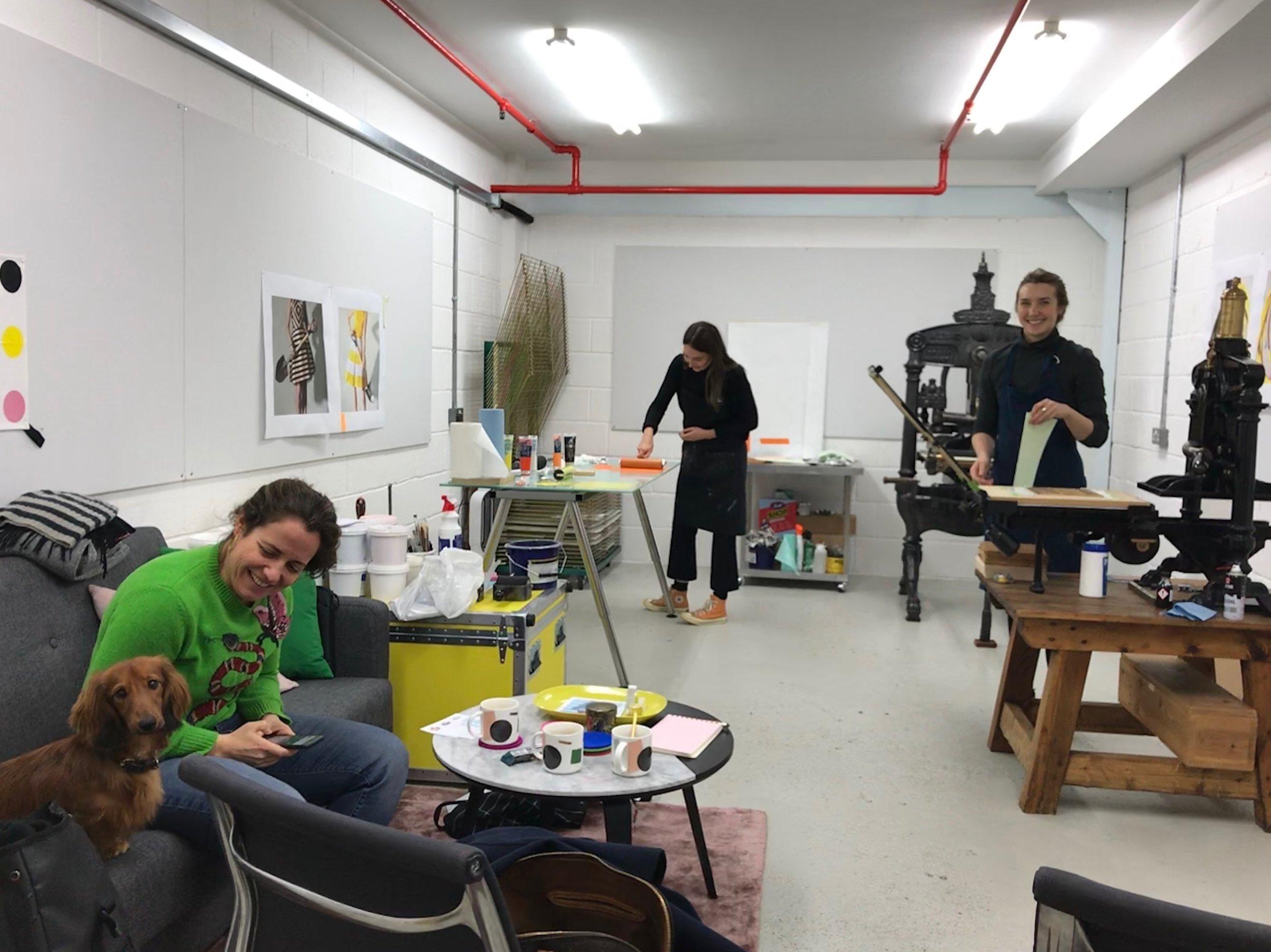 Thames Side Studios, London
