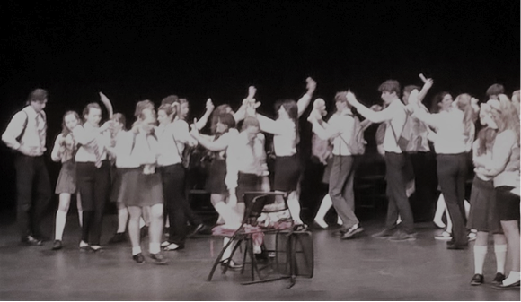 Glyndebourne Youth Opera perform 'Nothing'