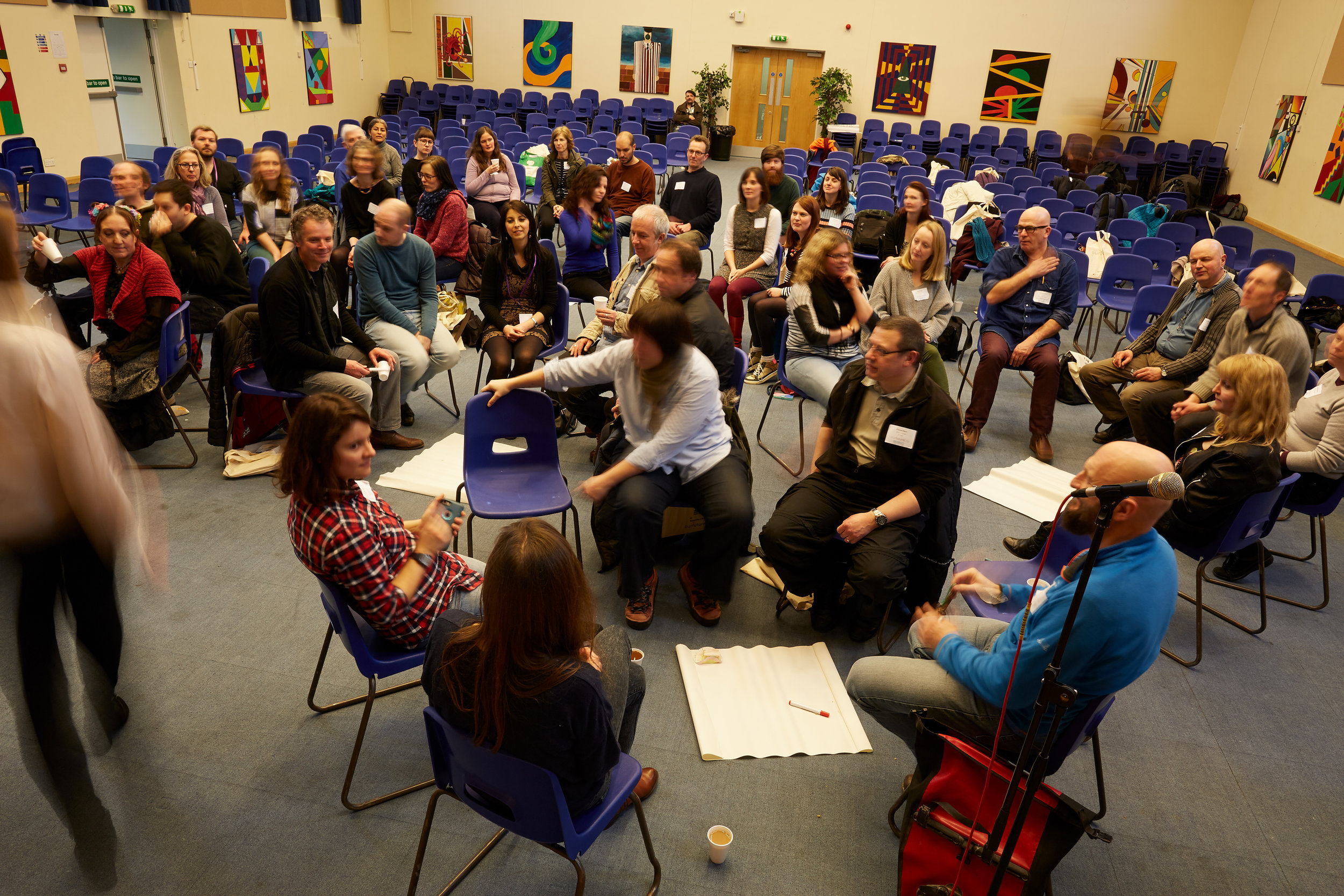JOINT PRACTICE DEVELOPMENT DAY: ARTS & CULTURAL EDUCATION  30 JAN 2017