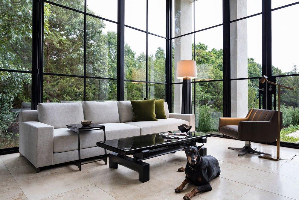 Holly Hunt Stamford Waterside Design, Holly Hunt Furniture